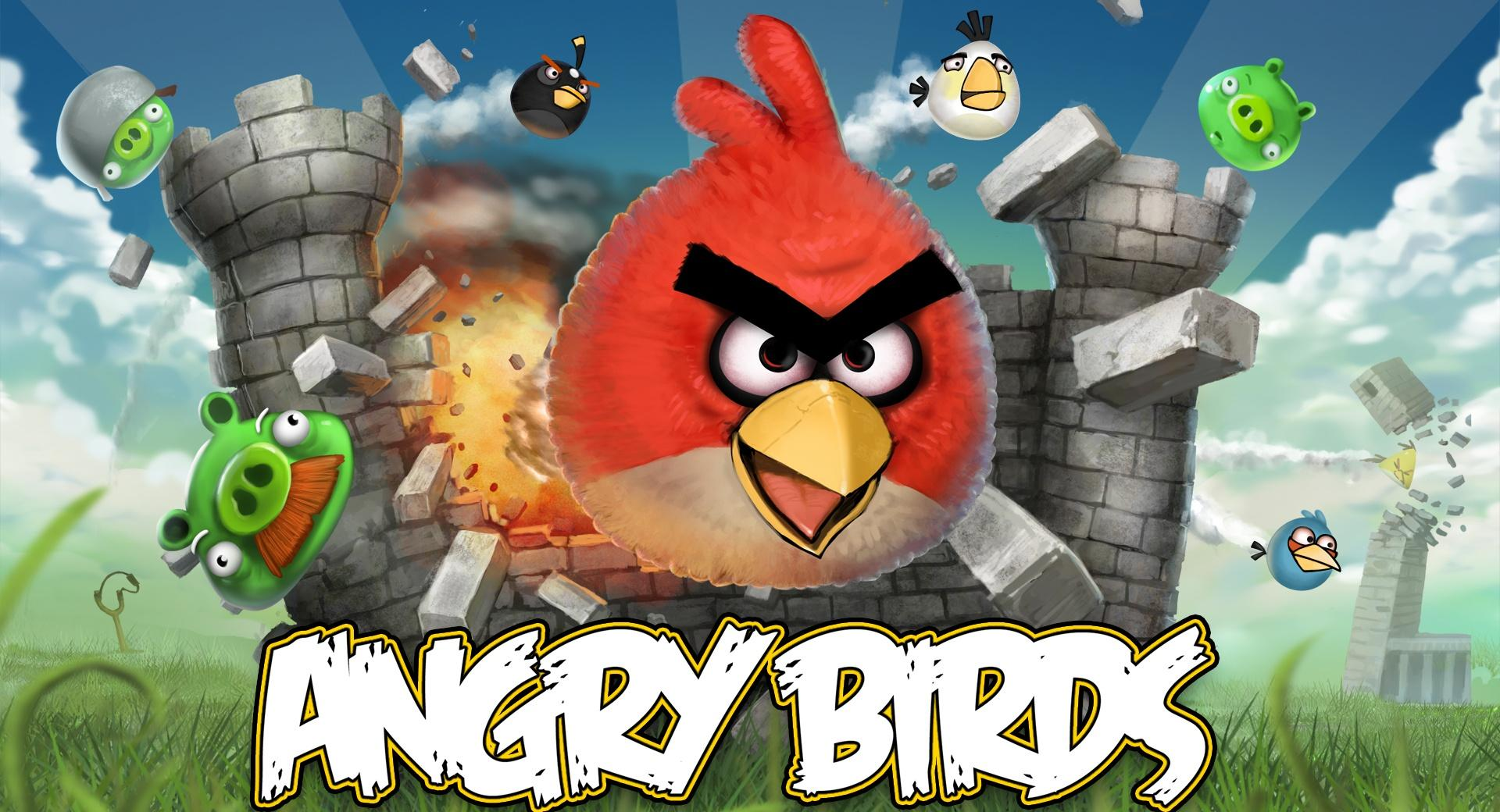 Angry Birds Game wallpapers HD quality