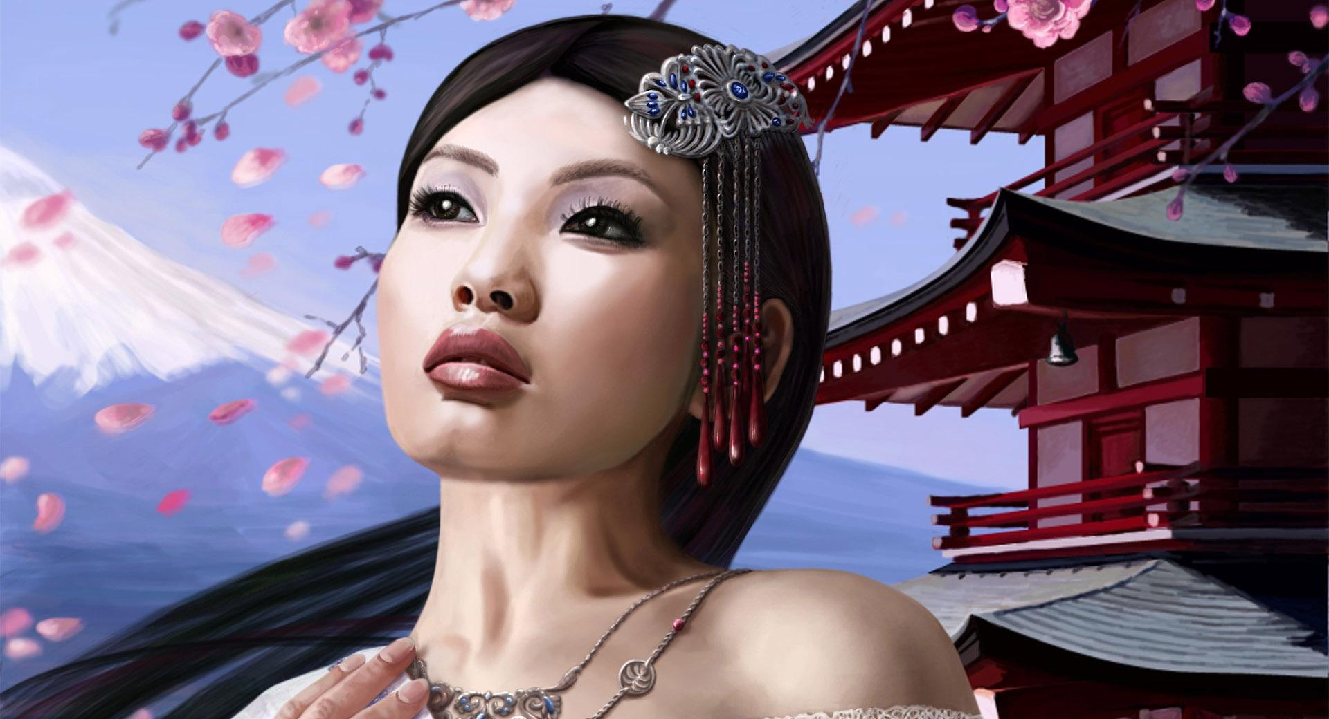 Asian Girl wallpapers HD quality