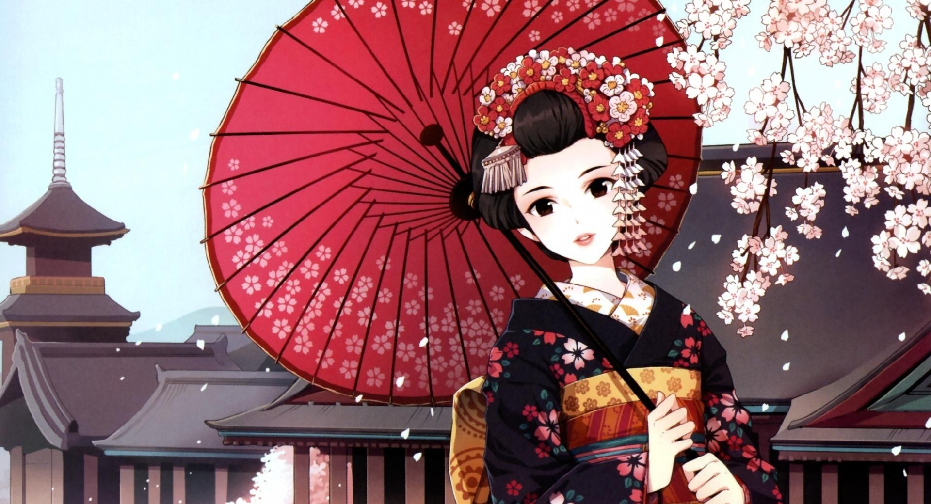 Beautiful Japanese Girl wallpapers HD quality