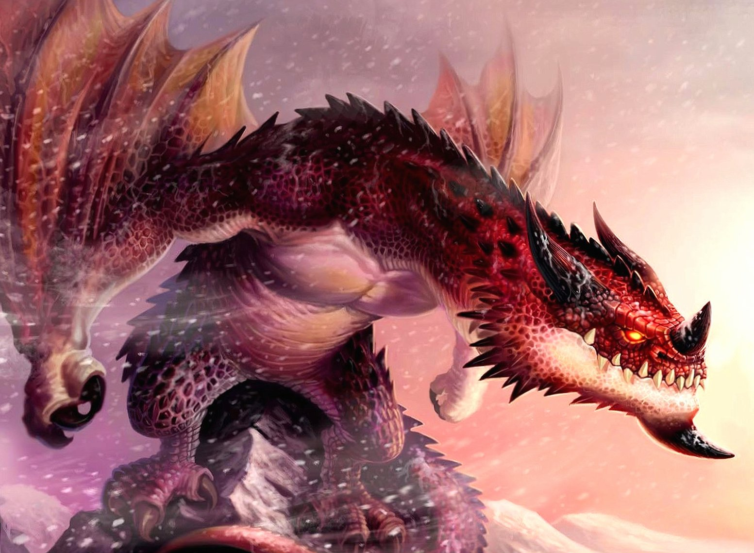 Big dragon wallpapers HD quality