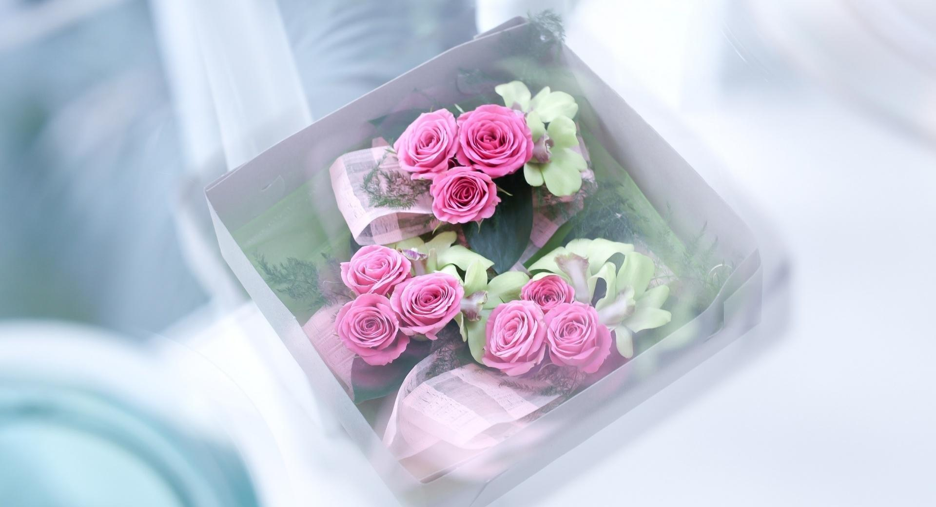 Box With Roses wallpapers HD quality
