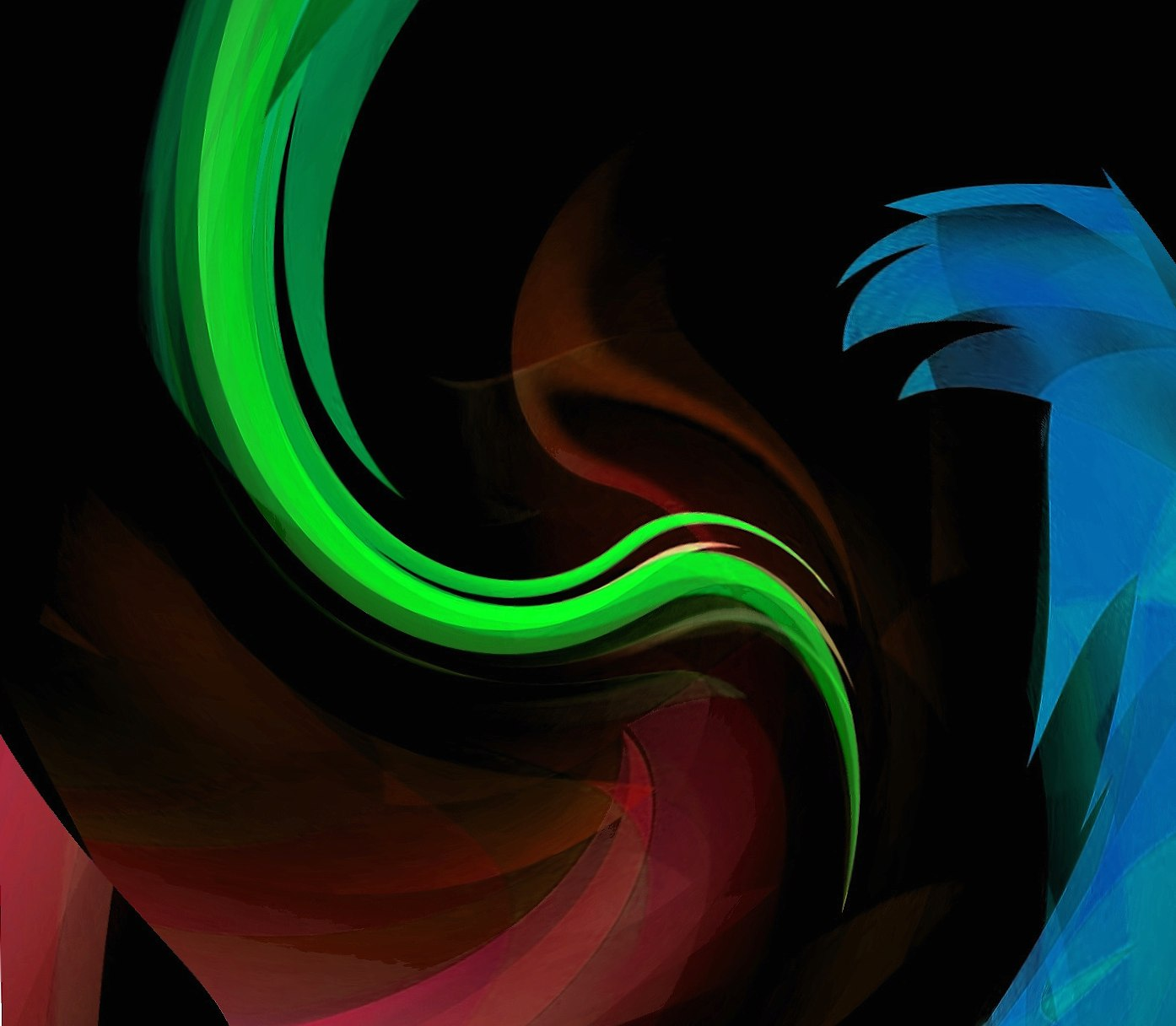 Colorabstract wallpapers HD quality