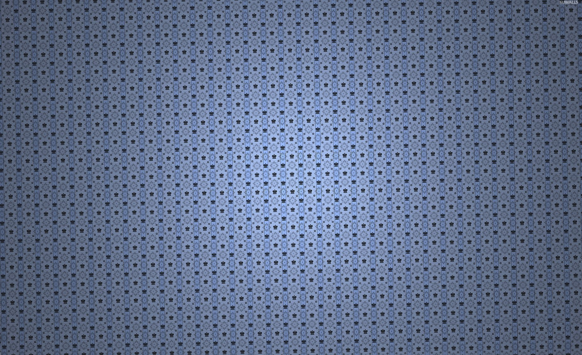 Crown pattern wallpapers HD quality