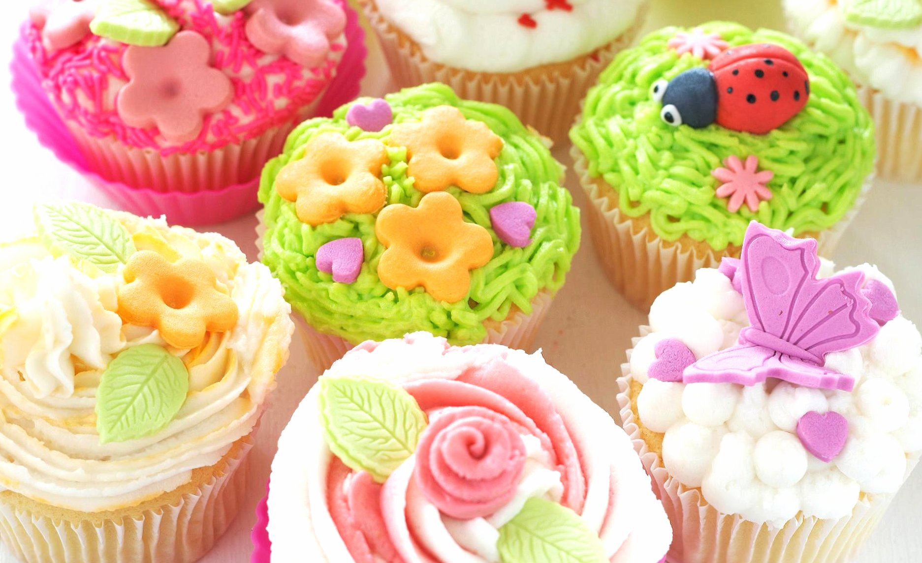 Cupcakes wallpapers HD quality