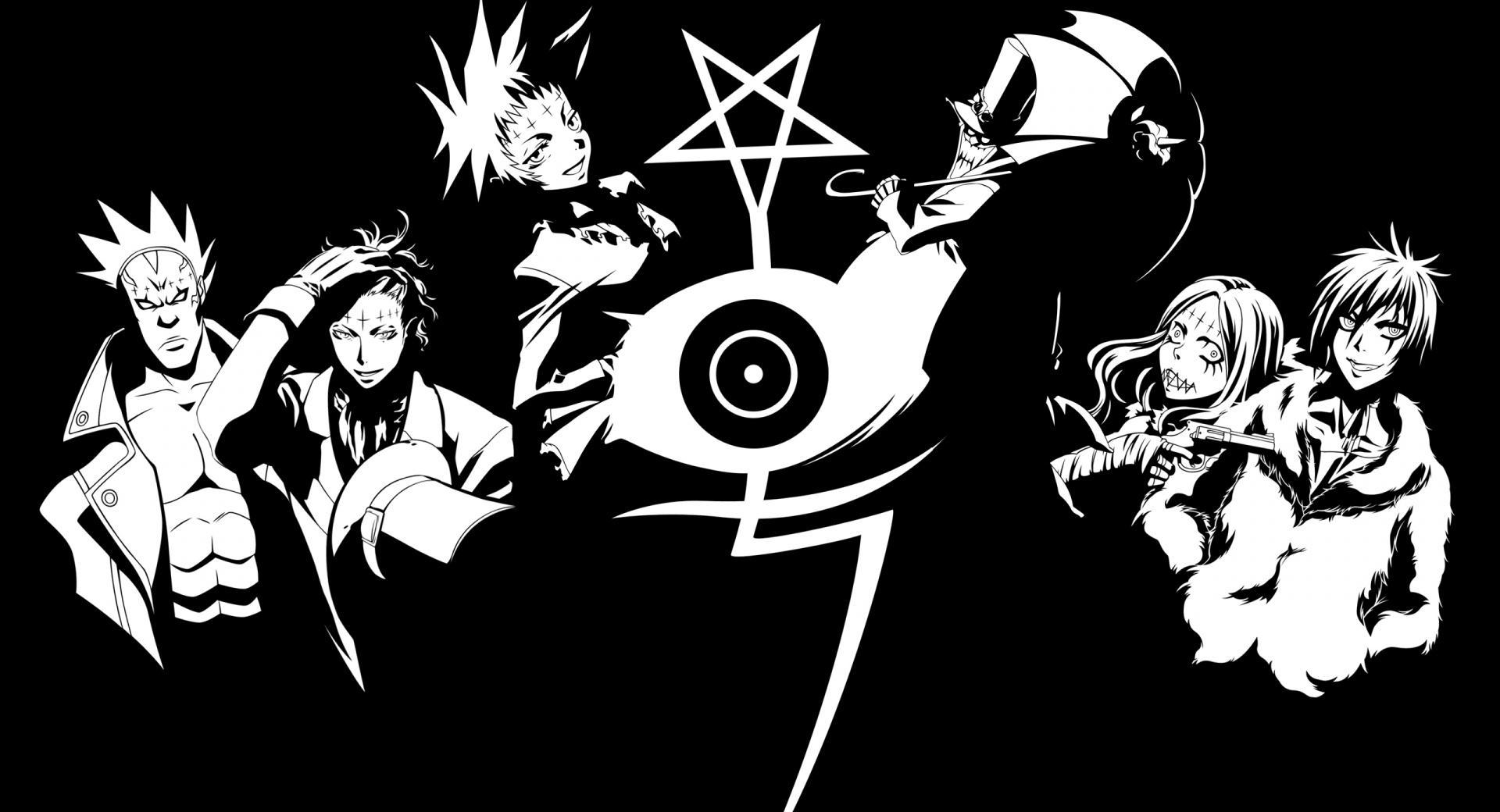 D Gray Man Manga wallpapers HD quality