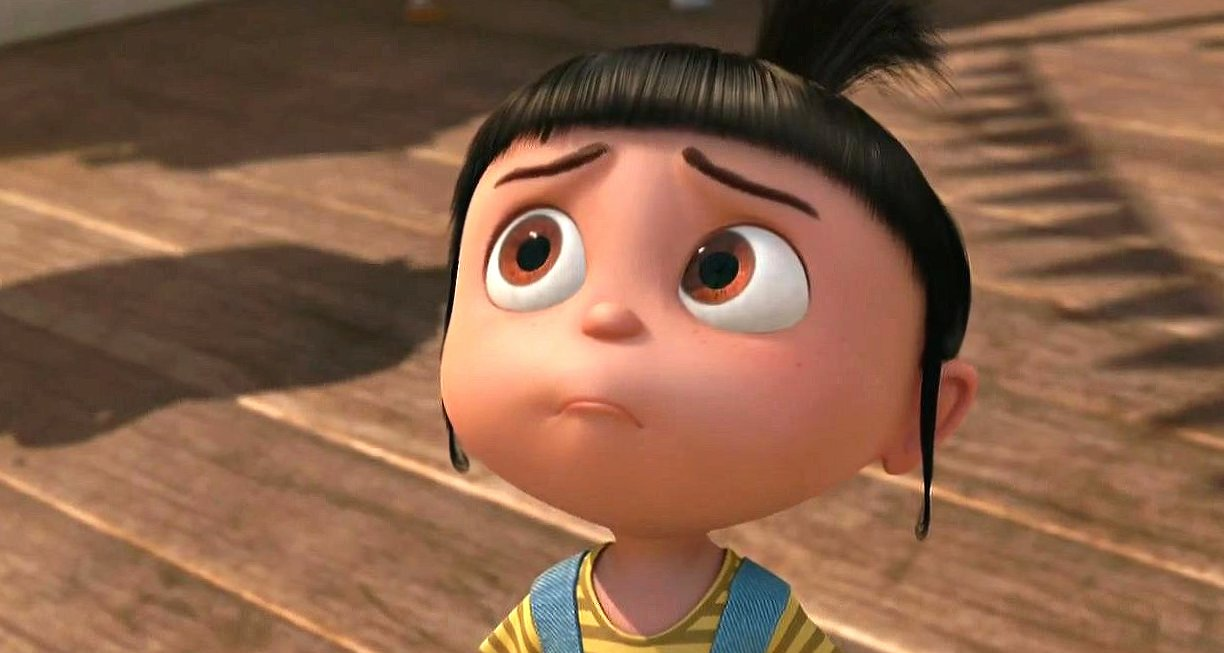 Despicable me agnes wallpapers HD quality
