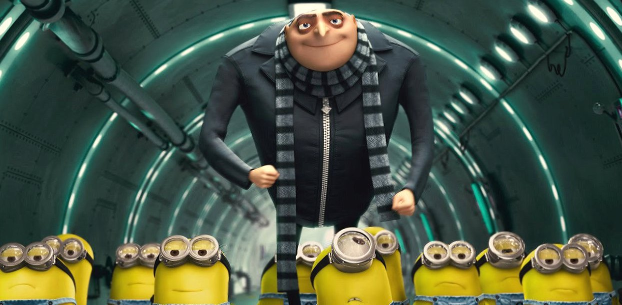Despicable me gru and minions wallpapers HD quality