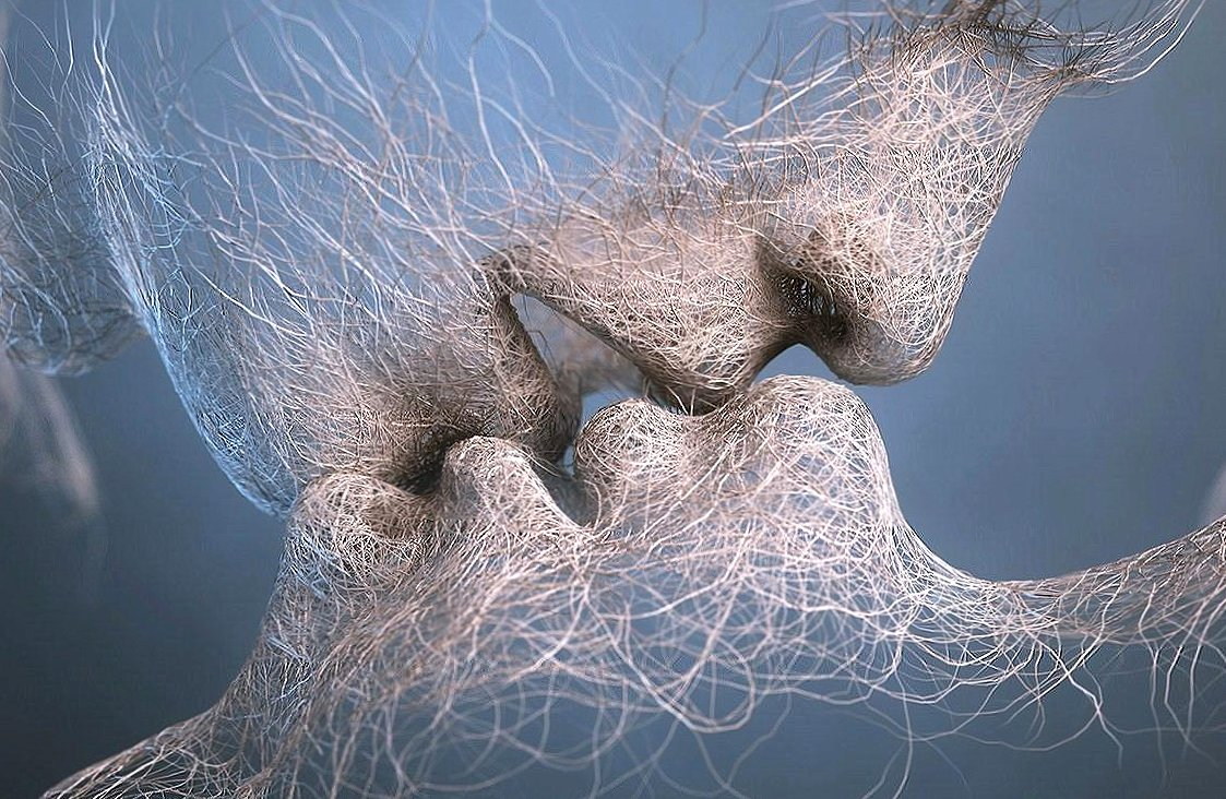 Digital art adam martinakis kiss wallpapers HD quality