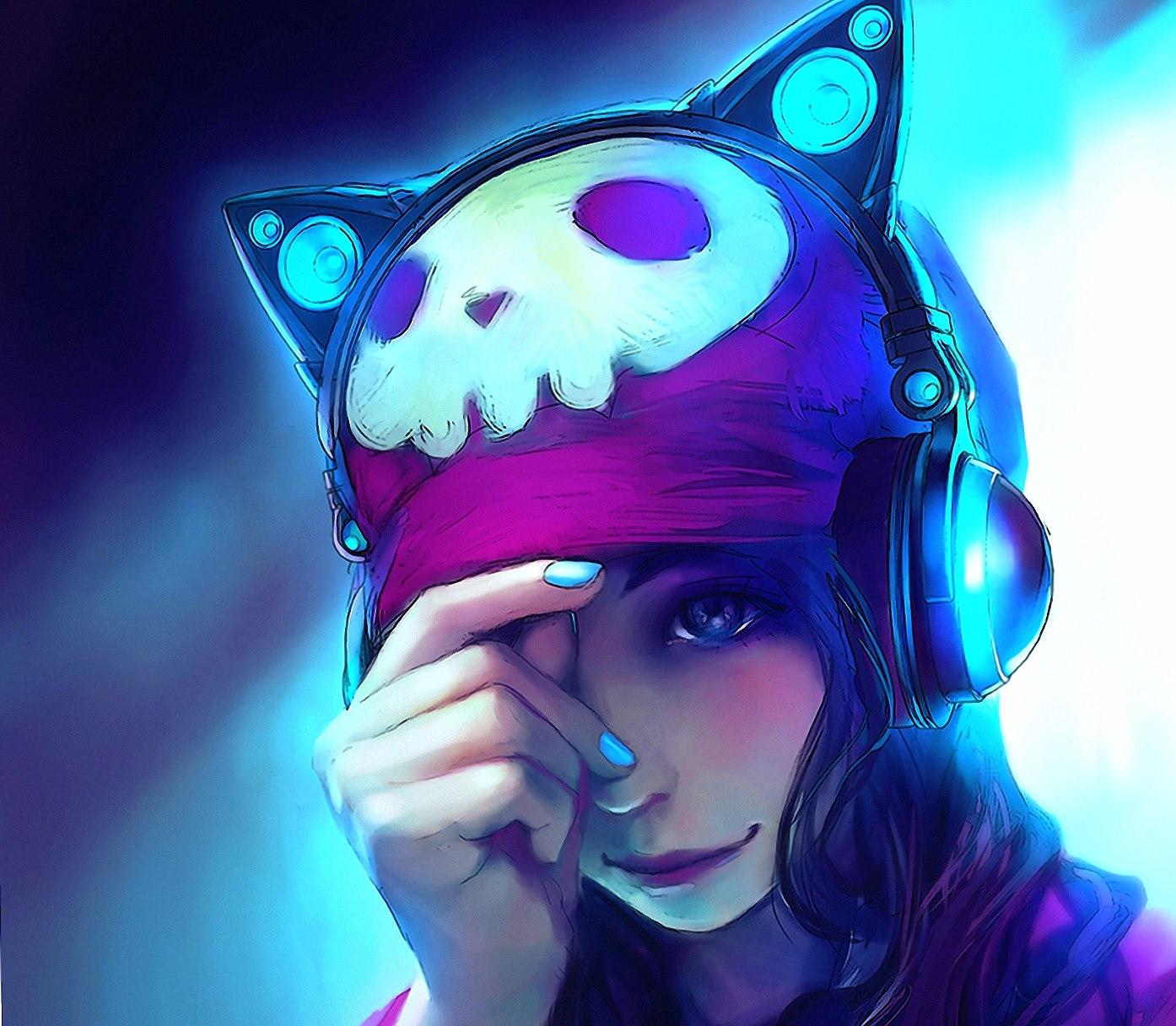 Красивые картинки на аву аниме девушки тик ток