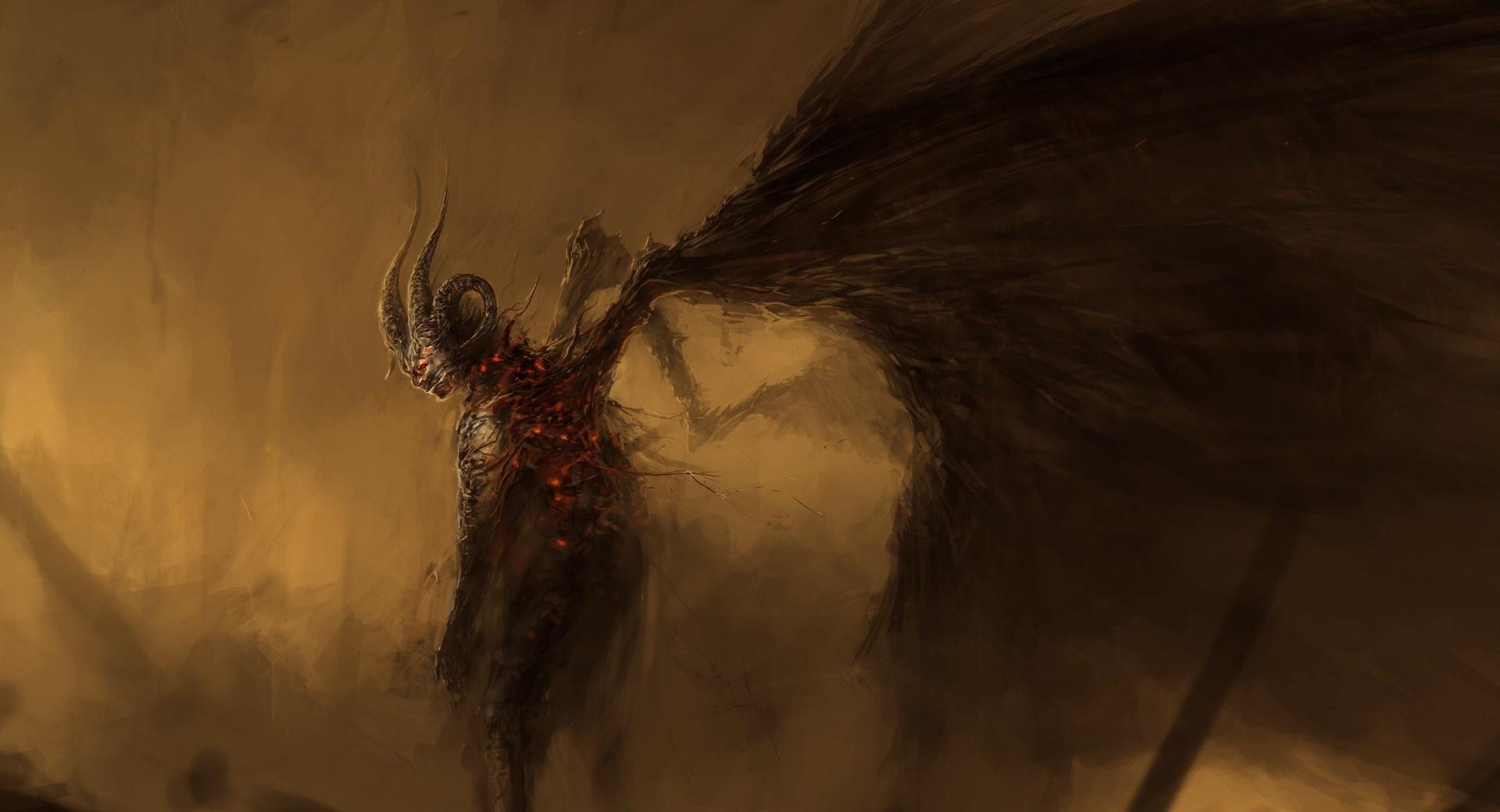 Fantasy Devil wallpapers HD quality