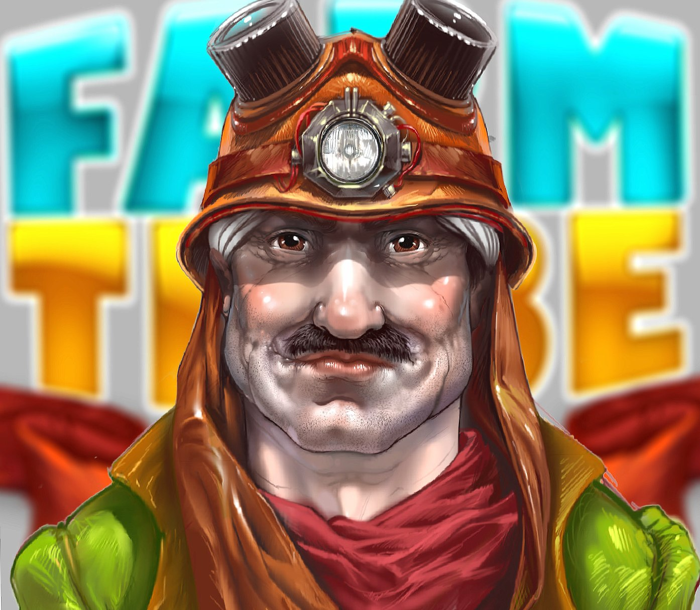 Farm Tribe Miner wallpapers HD quality