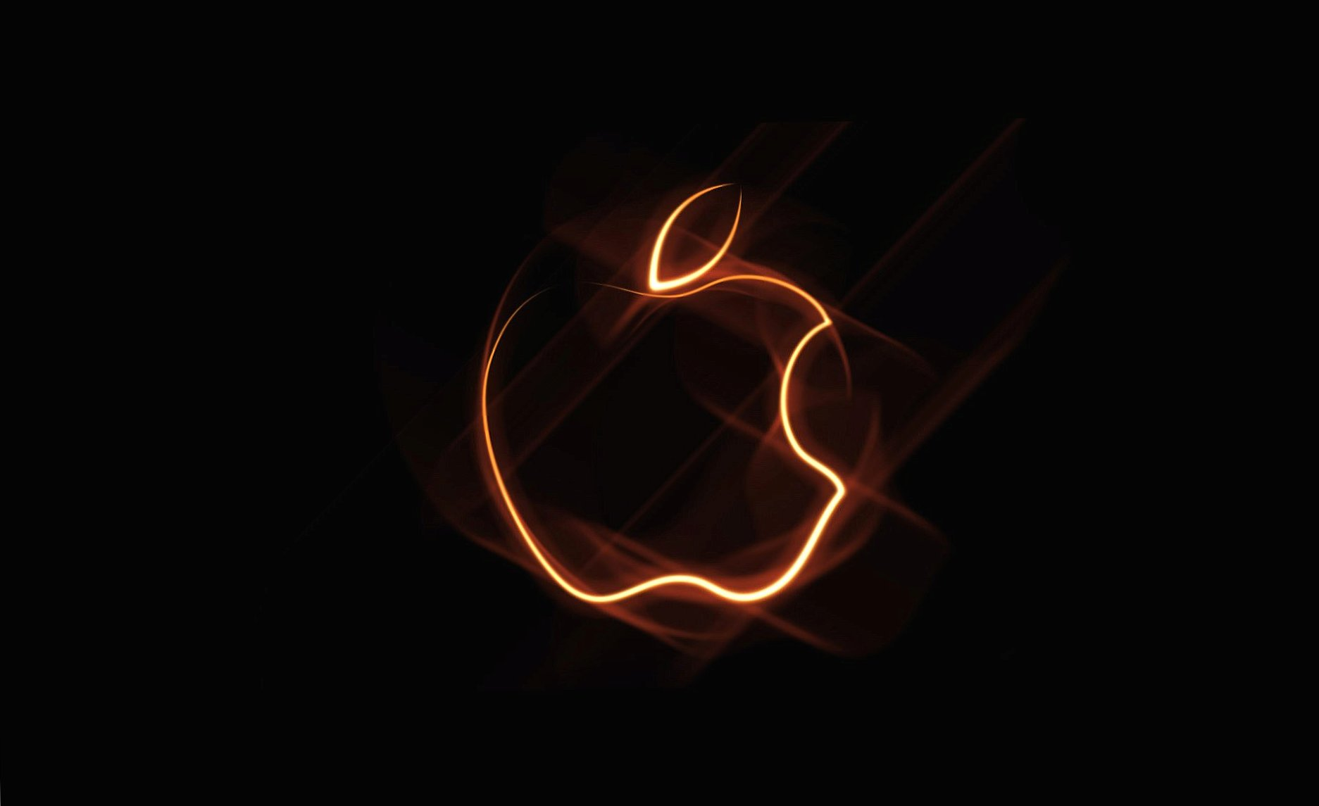 Fire apple wallpapers HD quality