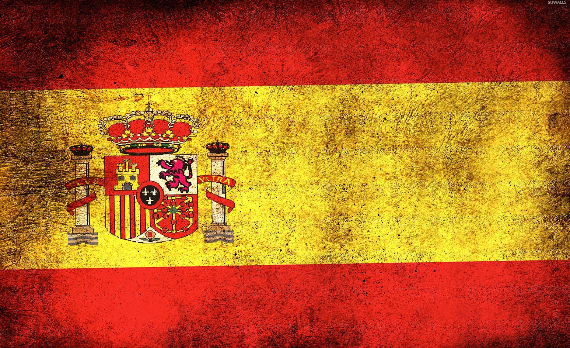 Flag of Spain wallpapers HD quality