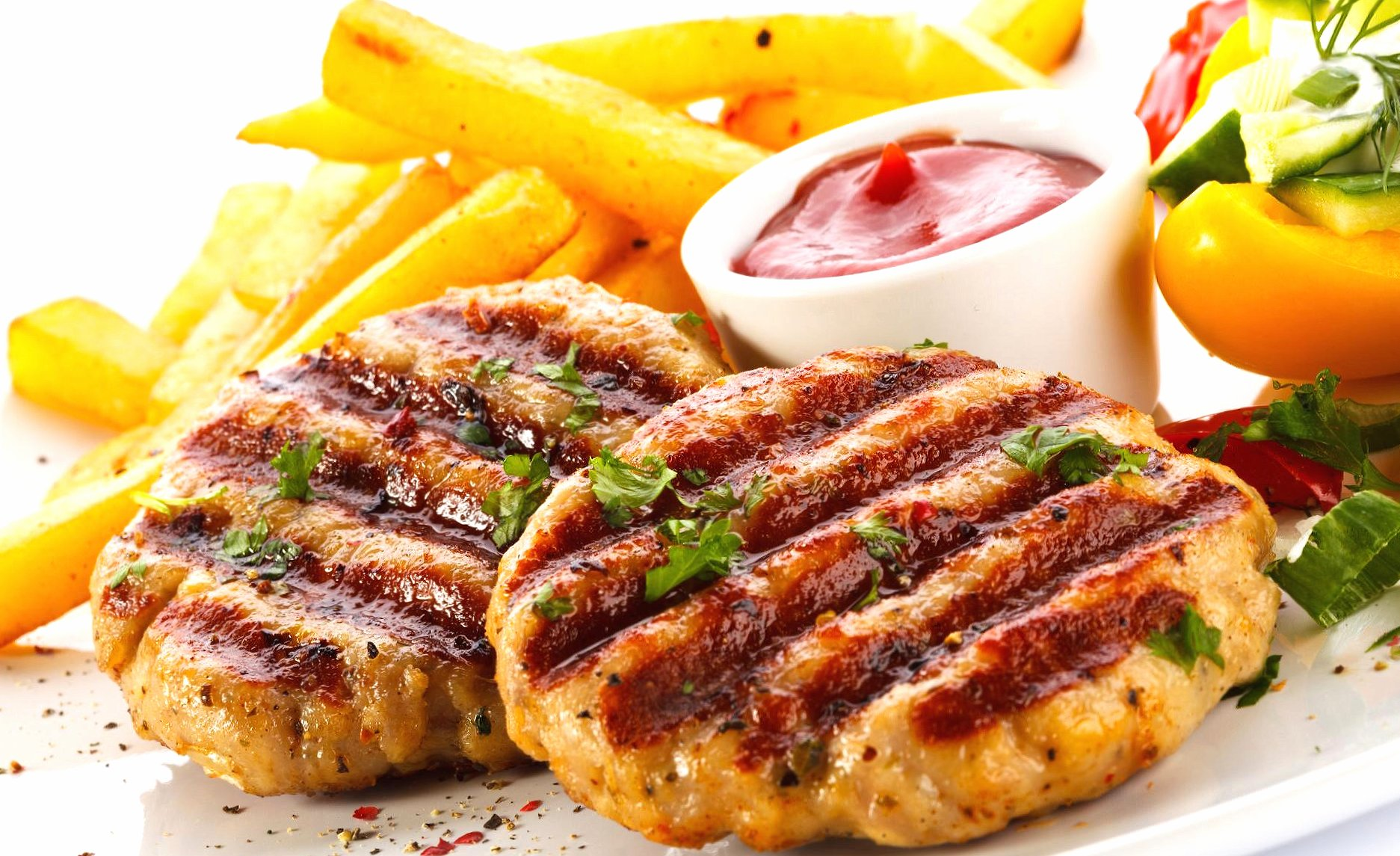 Food meat 1 wallpapers HD quality