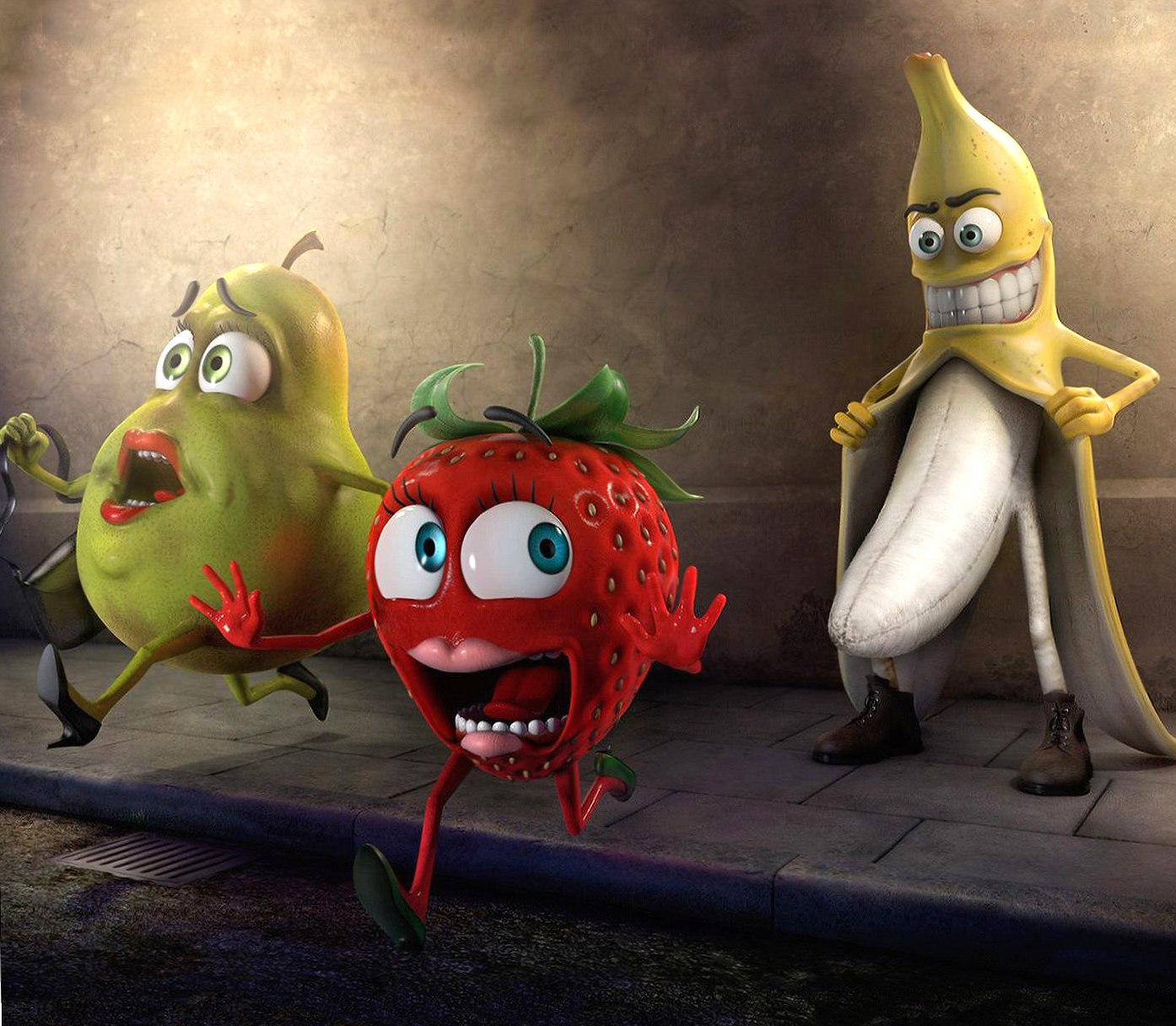 Funny Banana wallpapers HD quality