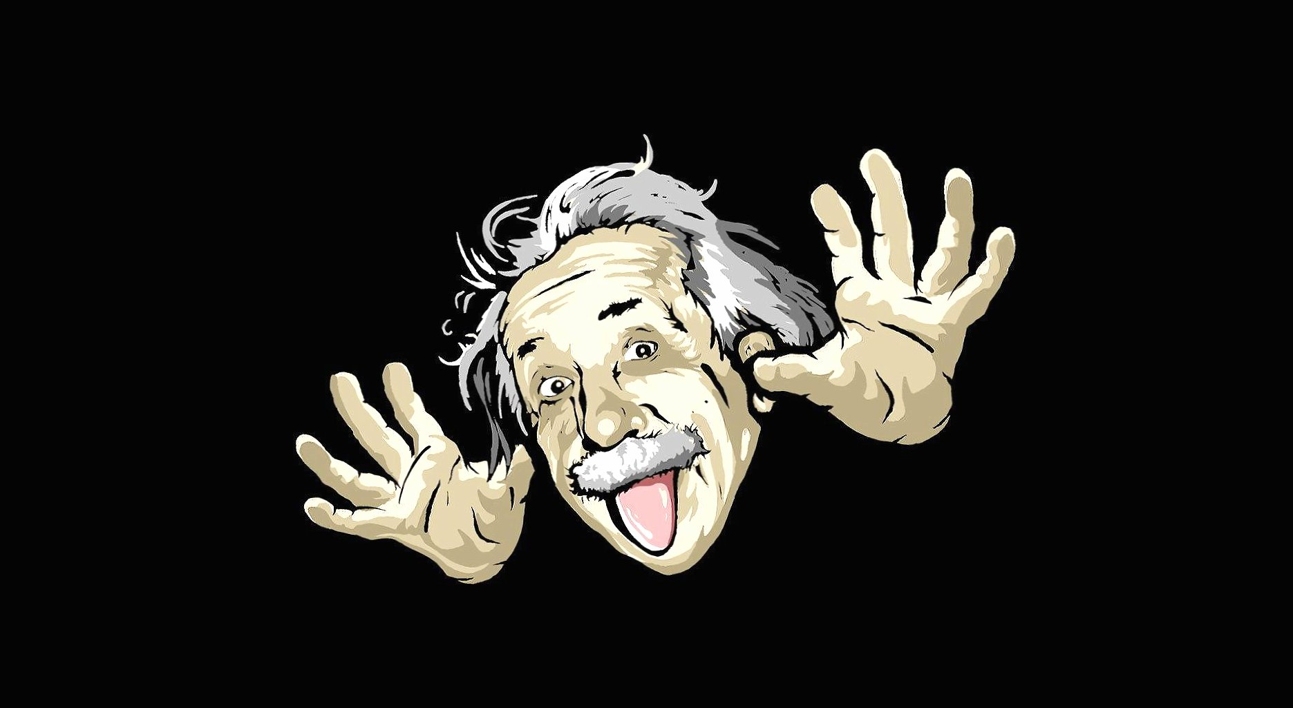 Funny einstein wallpapers HD quality