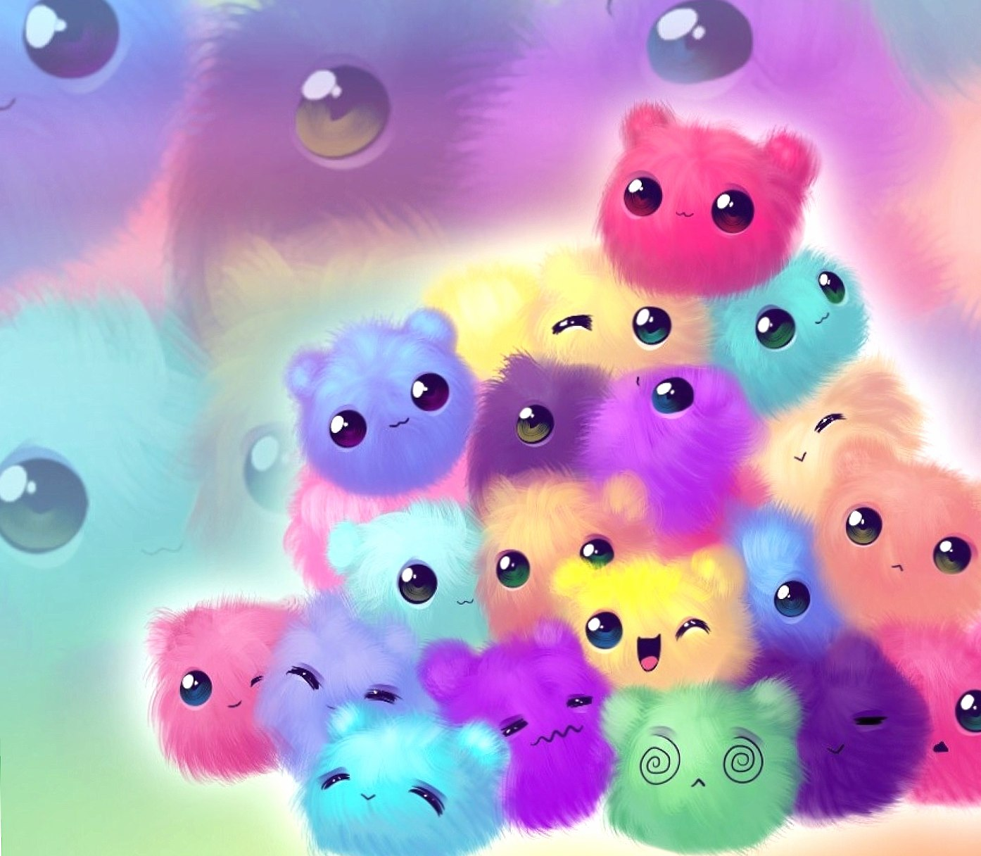 funny Knuffelz wallpapers HD quality