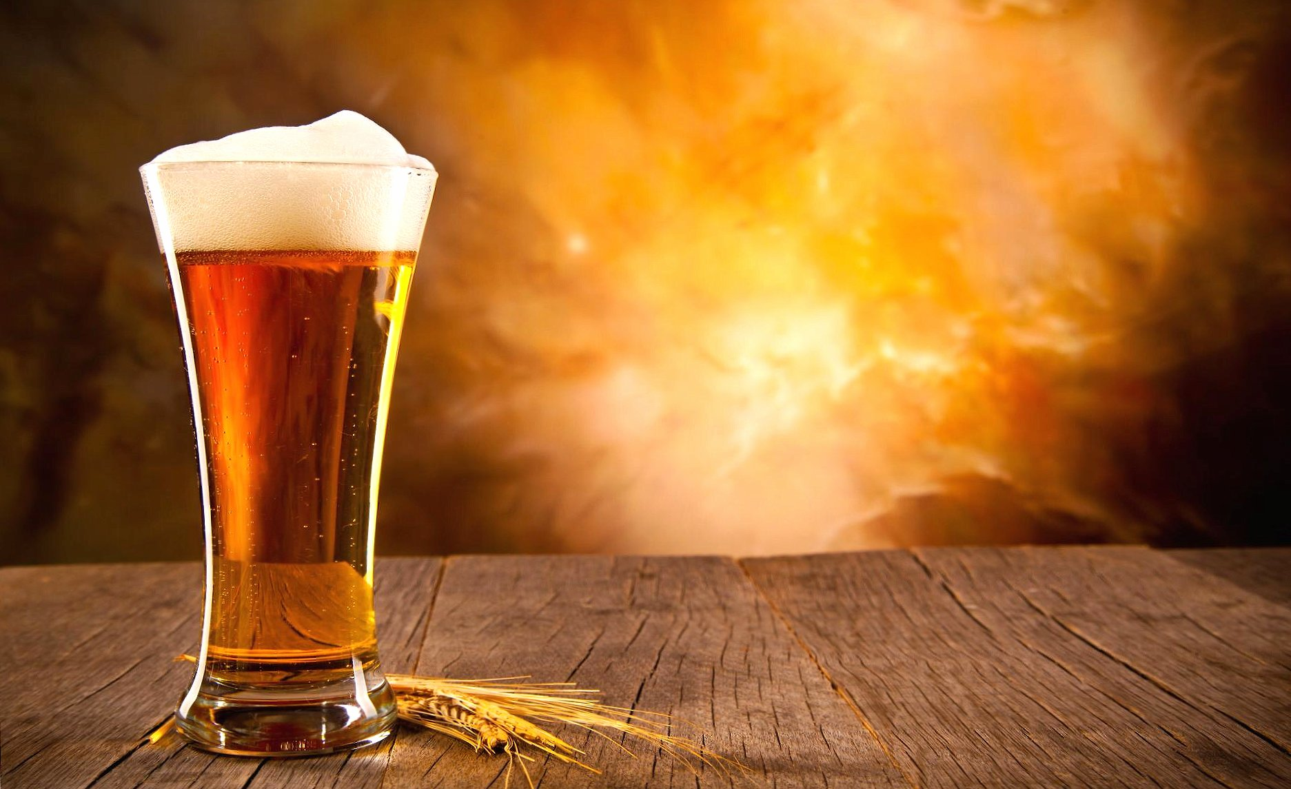 Glass beer wallpapers HD quality