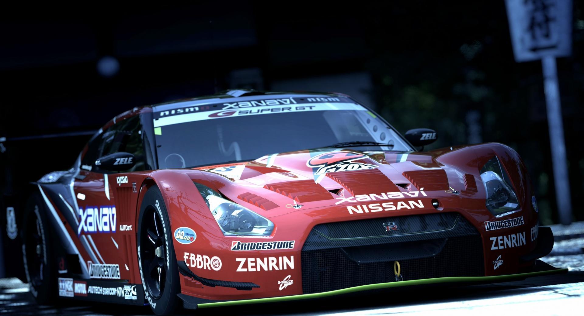 Gran Turismo 5 Nissan GTR wallpapers HD quality