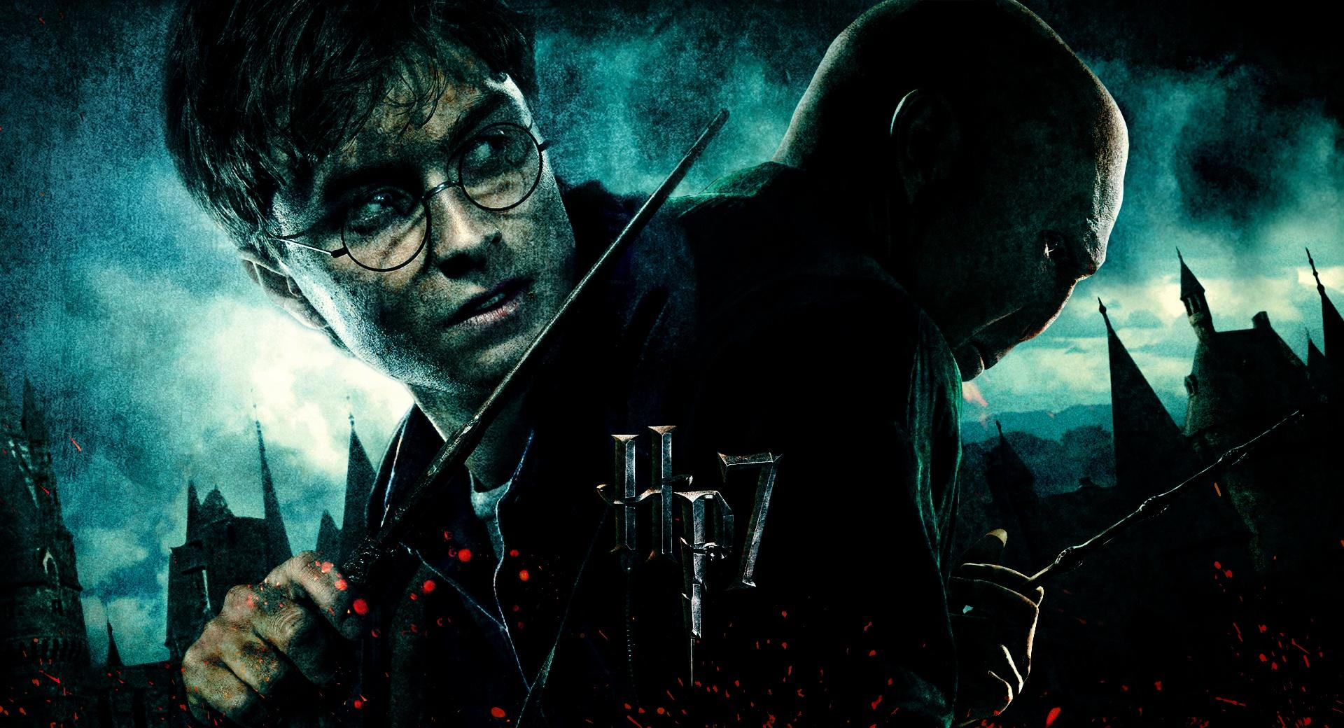 Harry Potter 7 wallpapers HD quality