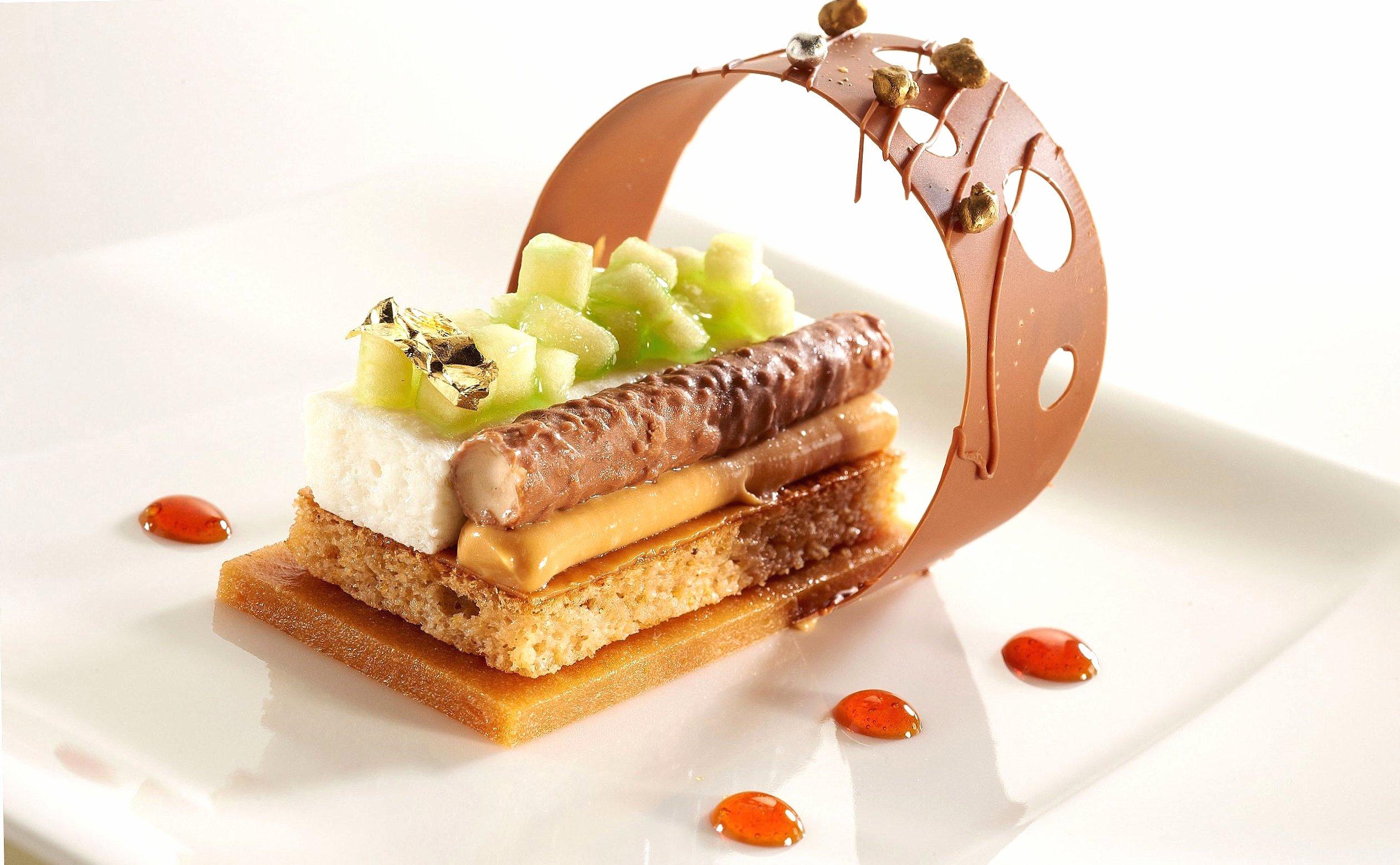 Interesting chocolate dessert wallpapers HD quality