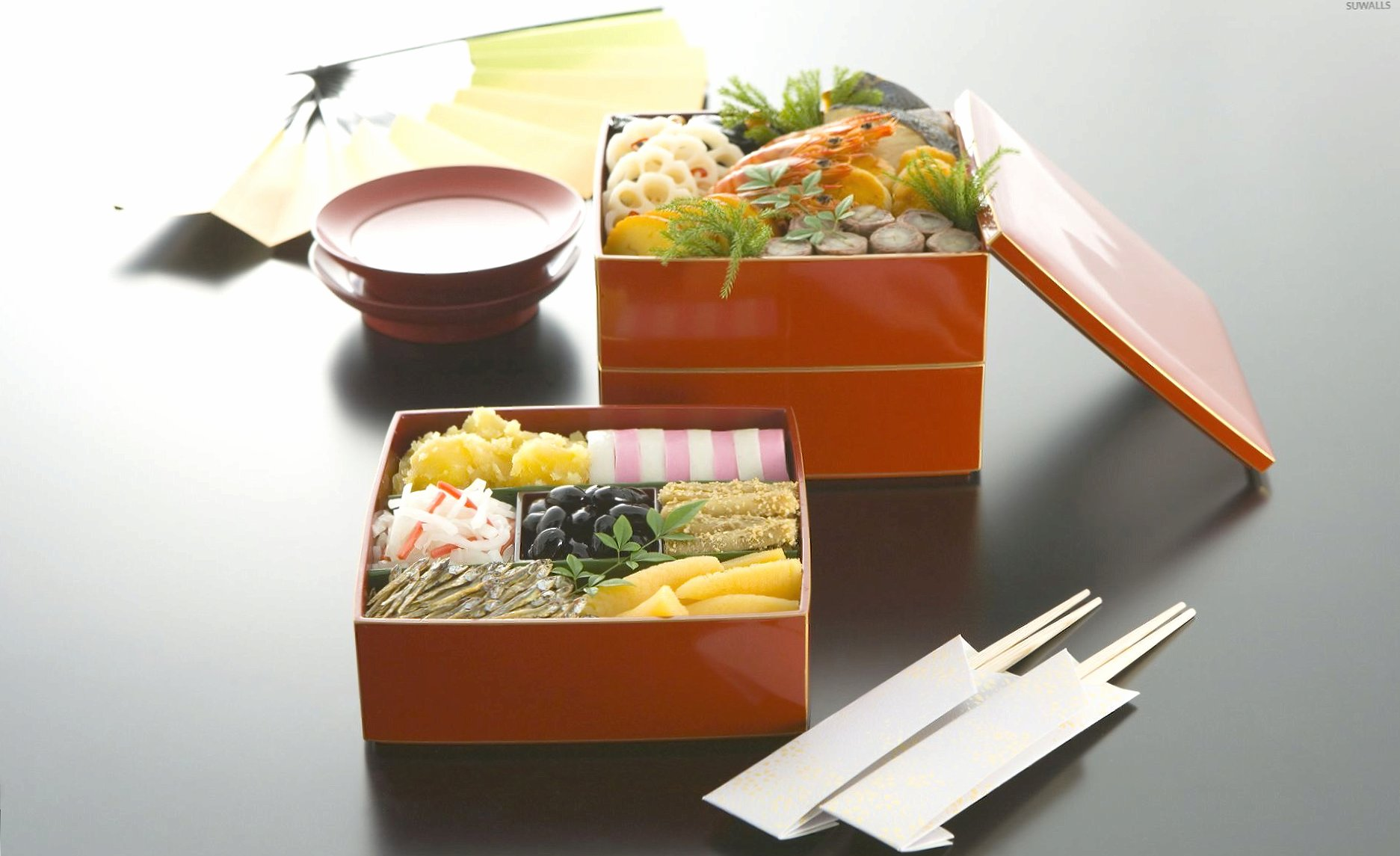 Japanese lunch wallpapers HD quality