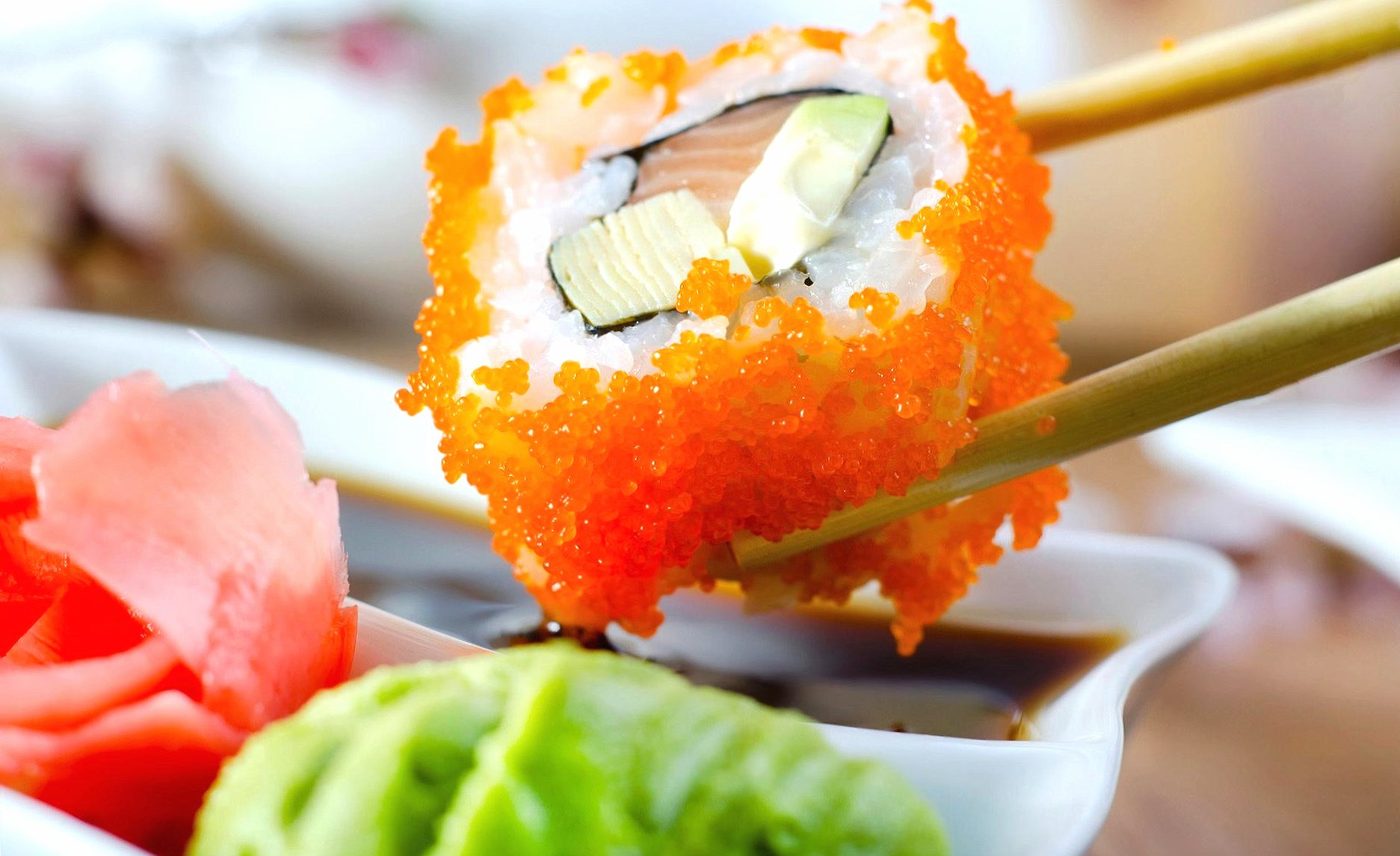 Japanese sushi wallpapers HD quality
