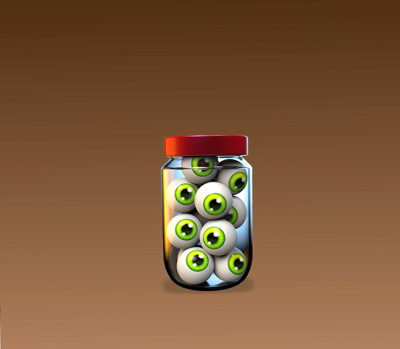Jar of Eyes wallpapers HD quality