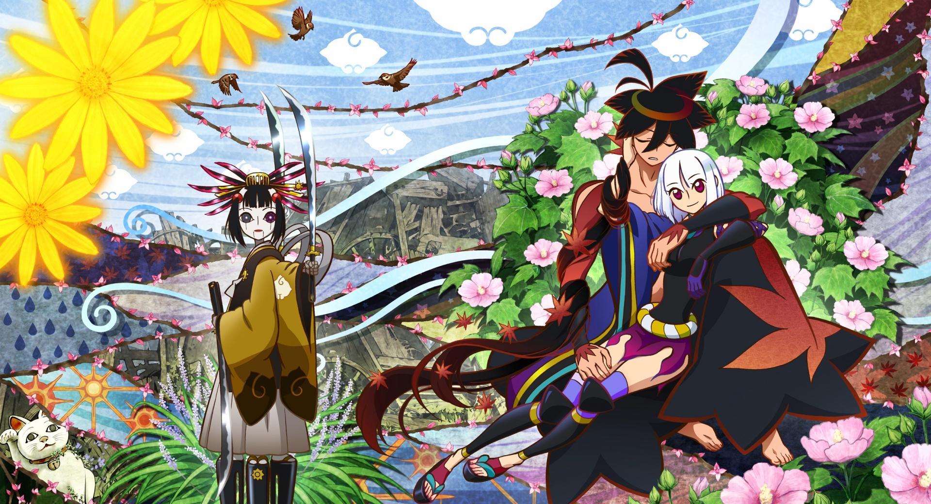 Katanagatari II wallpapers HD quality
