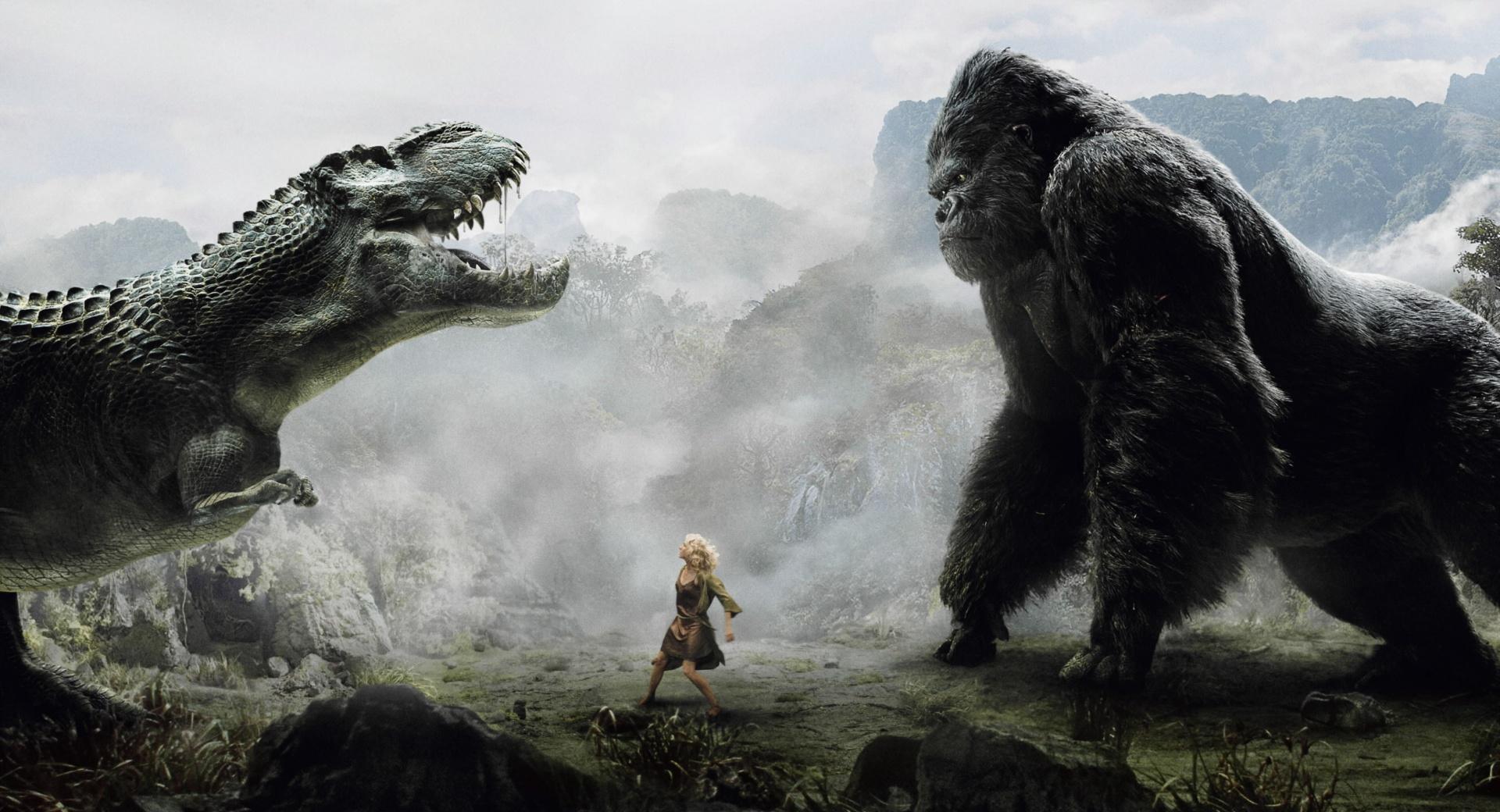 King Kong Vs Godzilla wallpapers HD quality