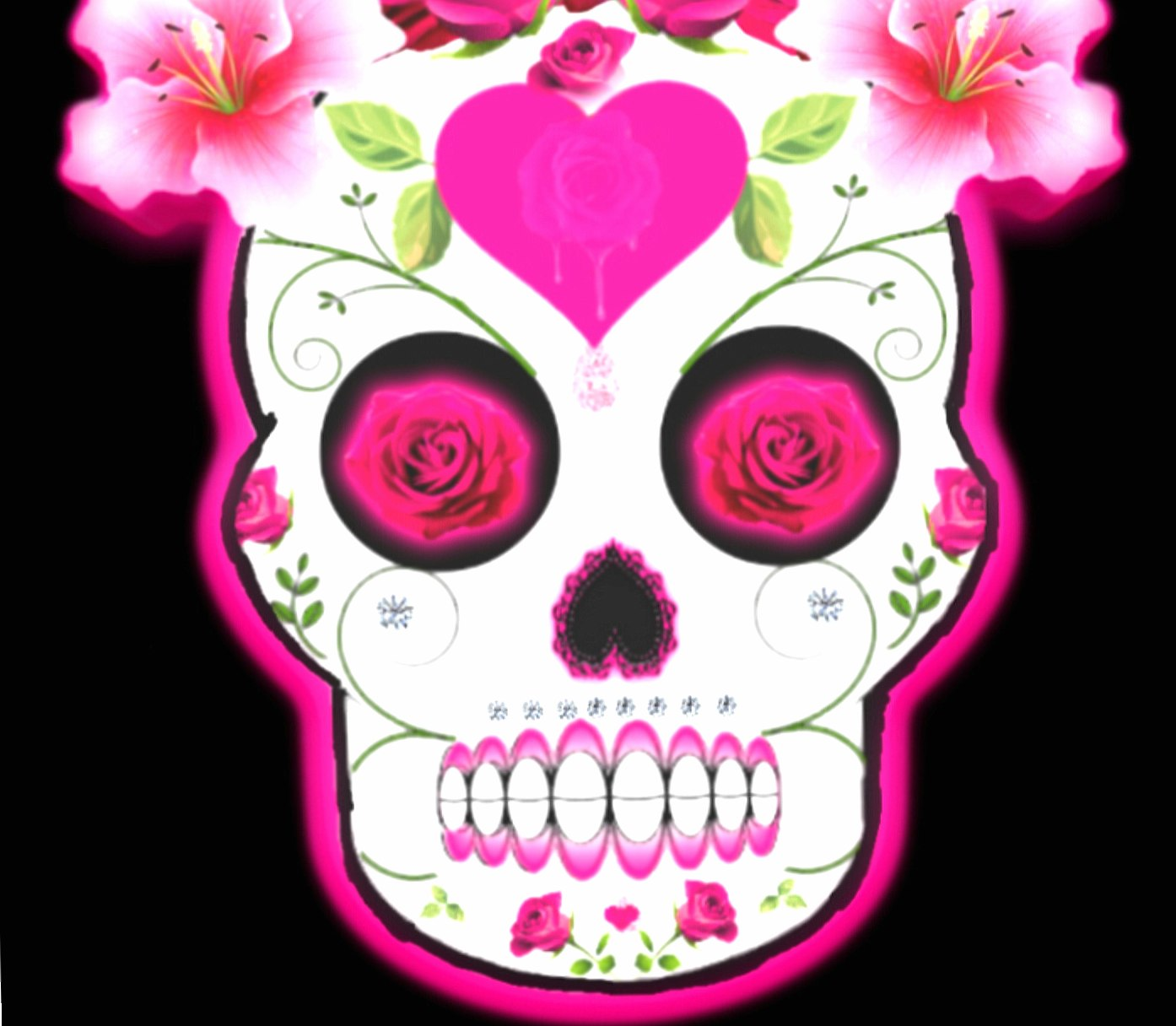 La Catrina wallpapers HD quality