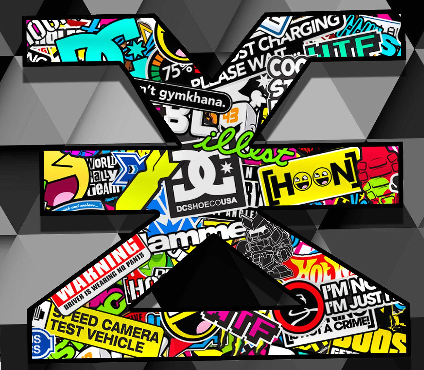 LCK Stickerbomb wallpapers HD quality