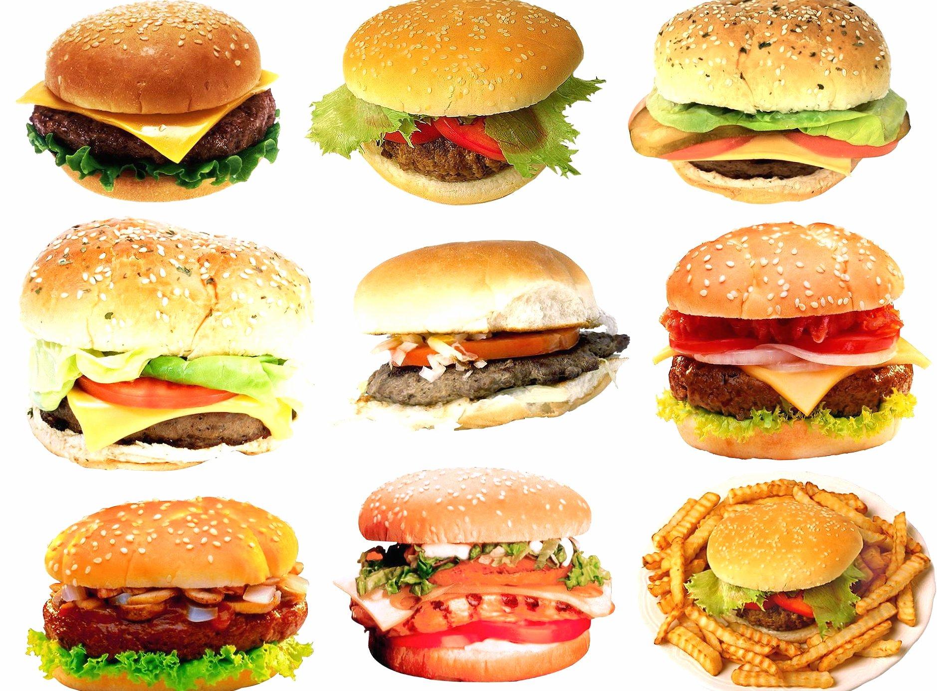 Many hamburgers wallpapers HD quality