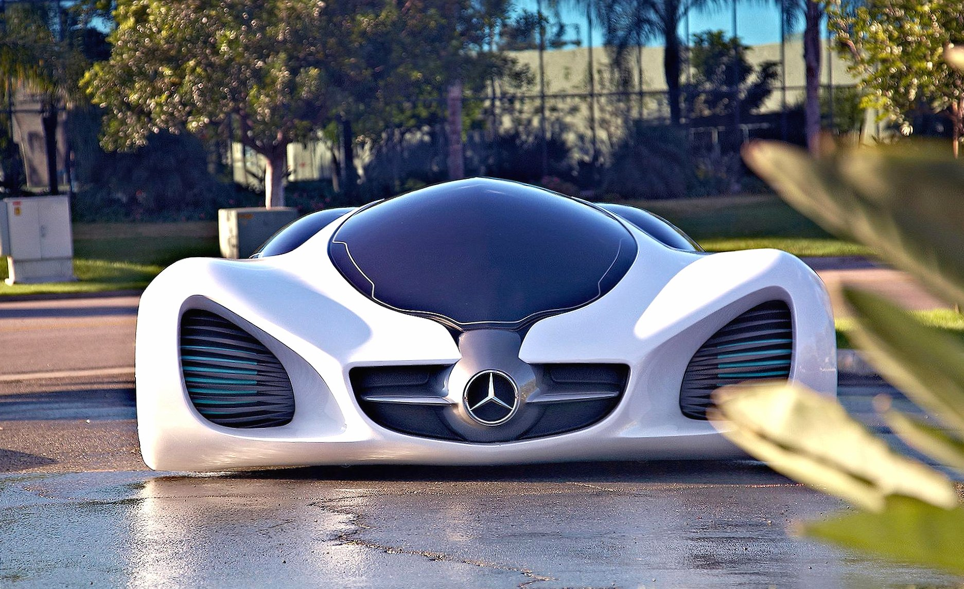Mercedes benz blome concept wallpapers HD quality