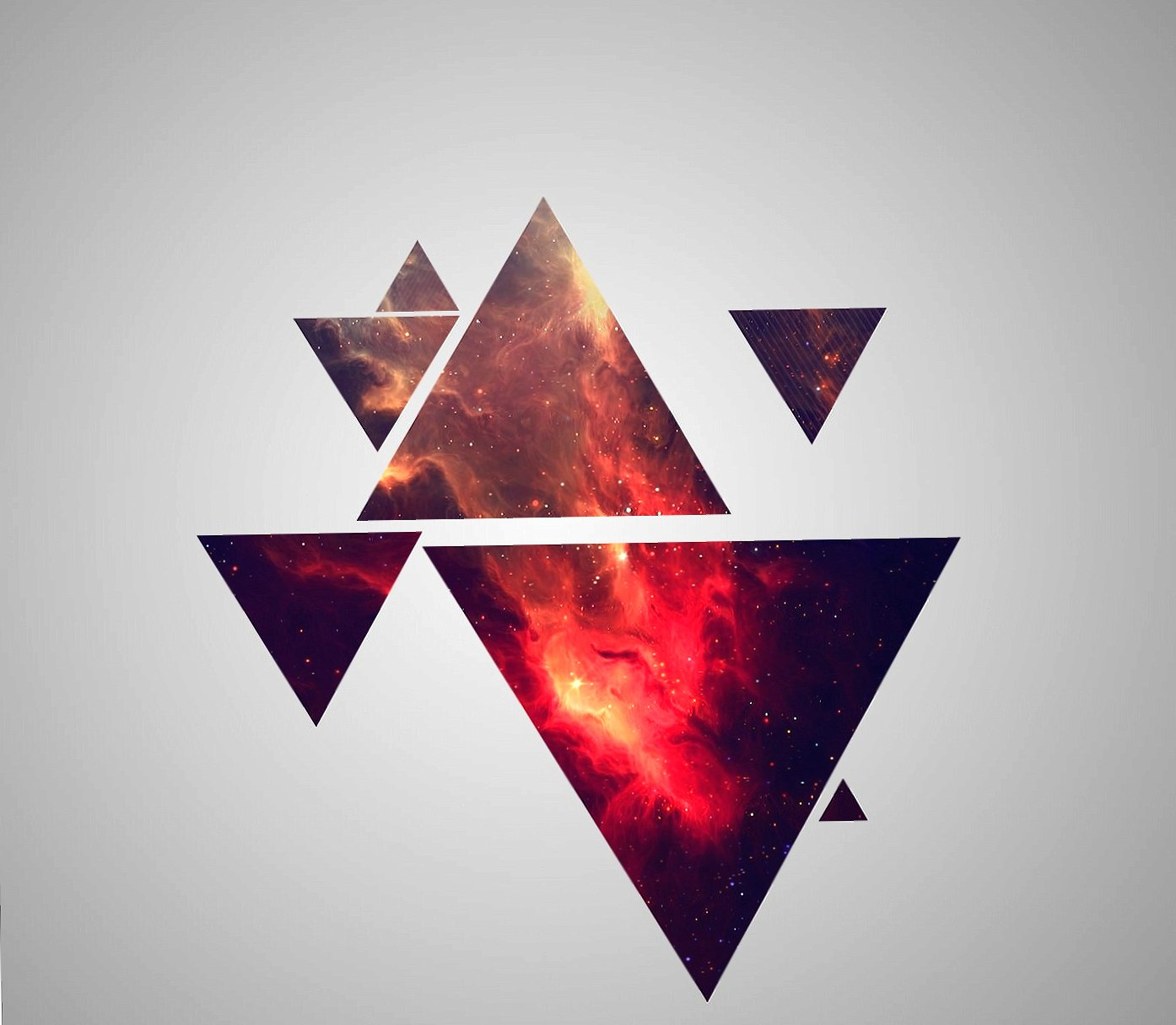 minimal triangle wallpapers HD quality