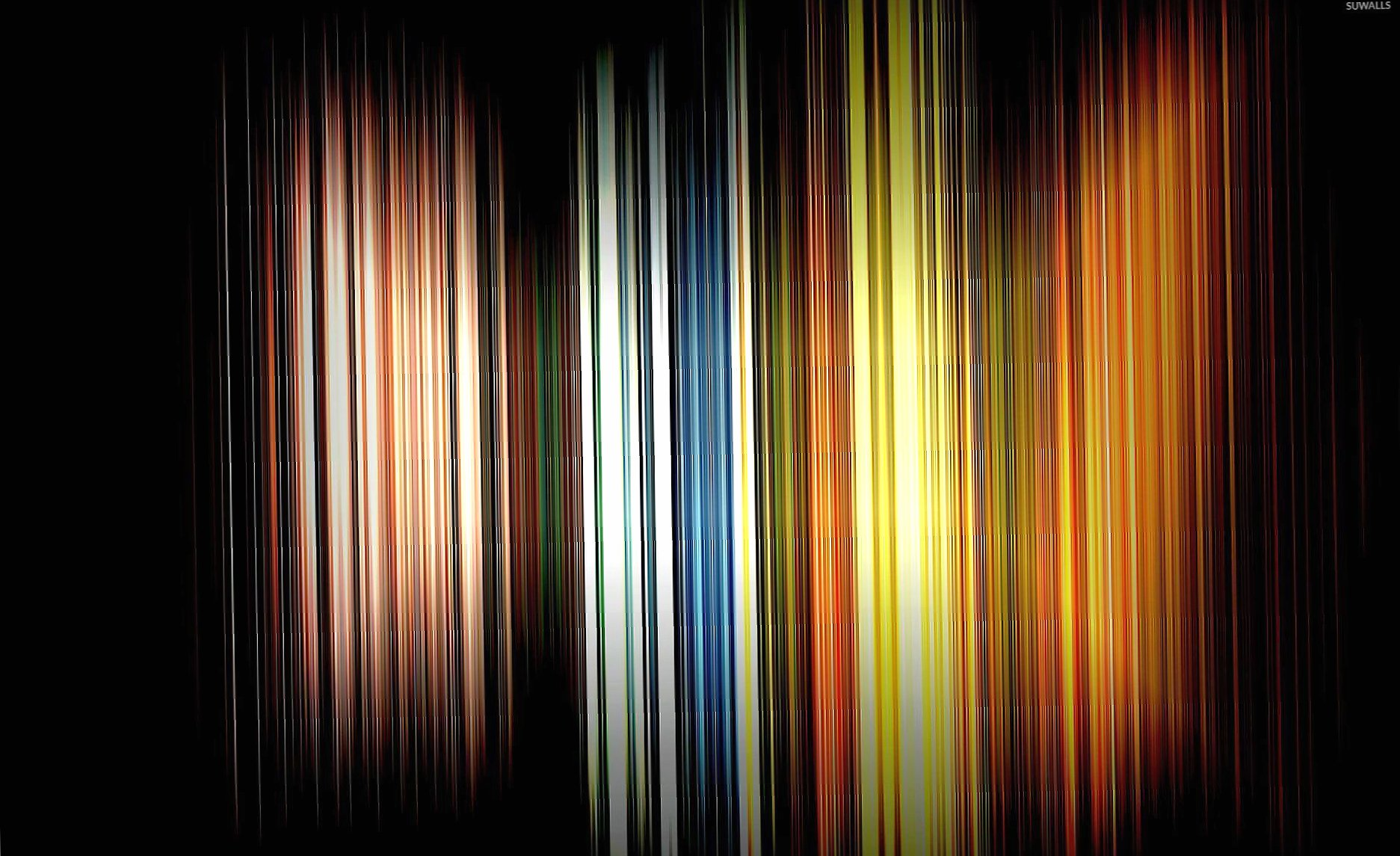 Narrow colorful stripes wallpapers HD quality