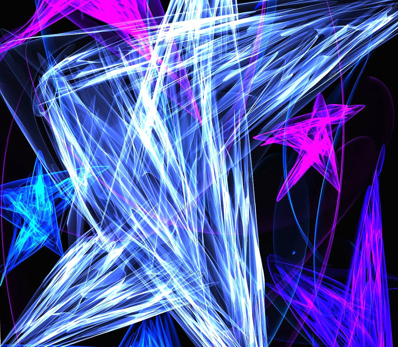 Neon stars wallpapers HD quality