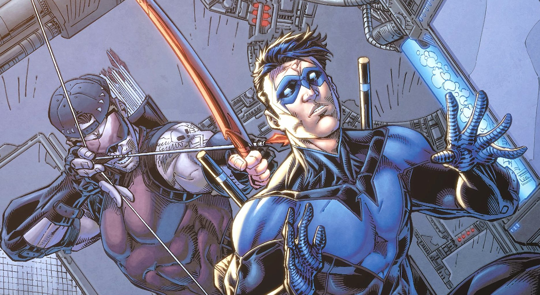 Nightwing wallpapers HD quality