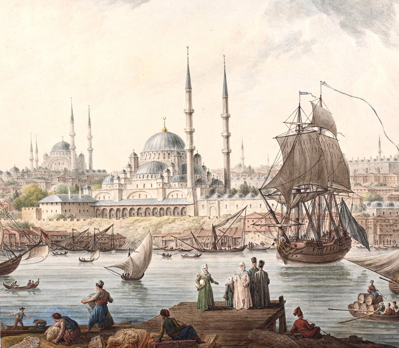 old istanbul wallpapers HD quality