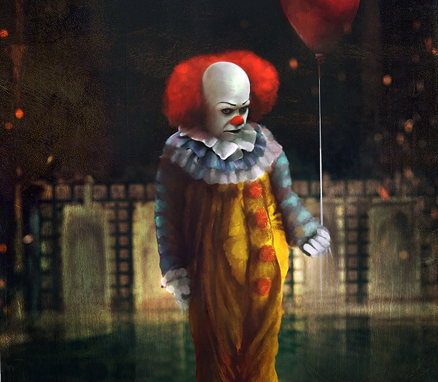 Pennywise The Clown wallpapers HD quality