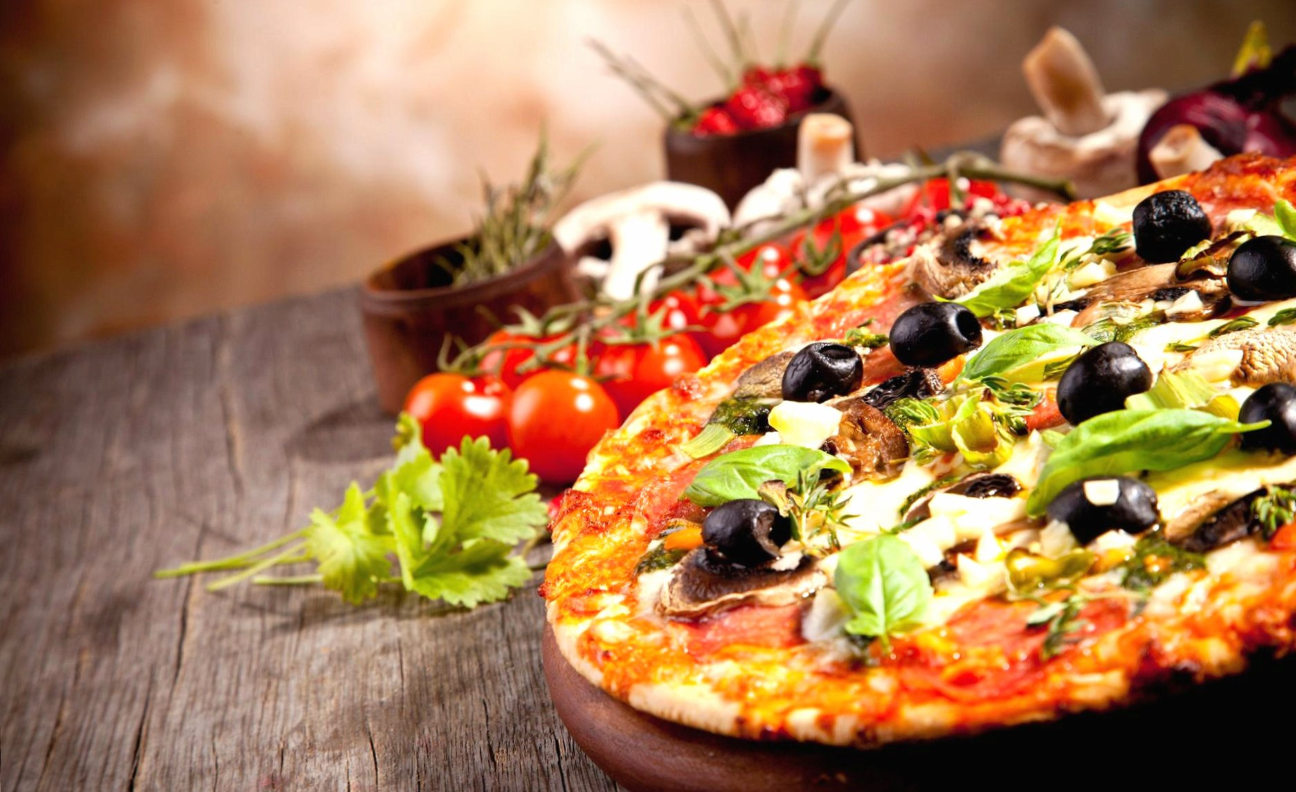 Pizza good wallpapers HD quality