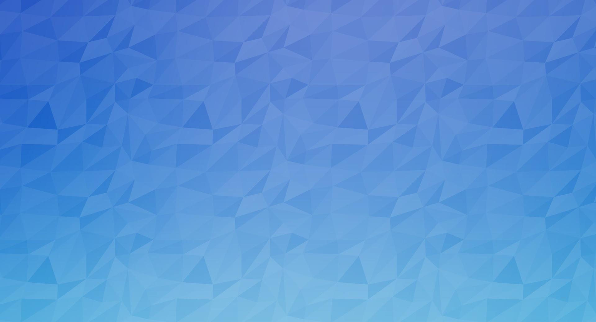 Polygon Blue wallpapers HD quality