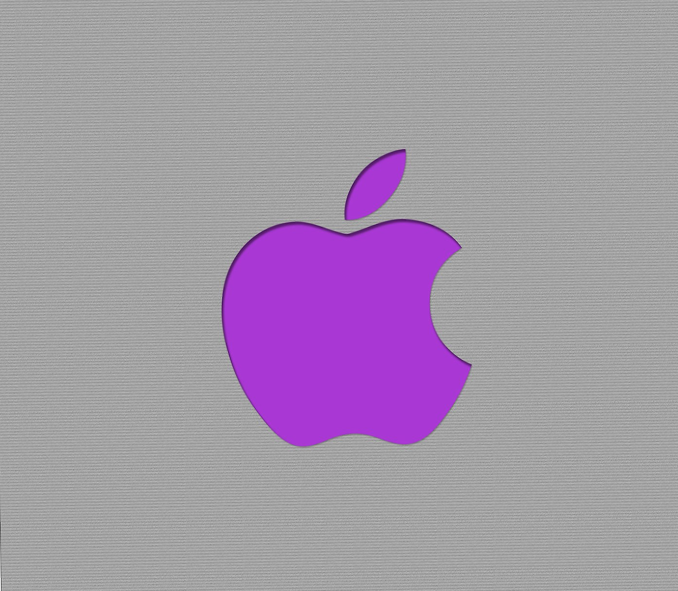 purple apple logo wallpapers HD quality