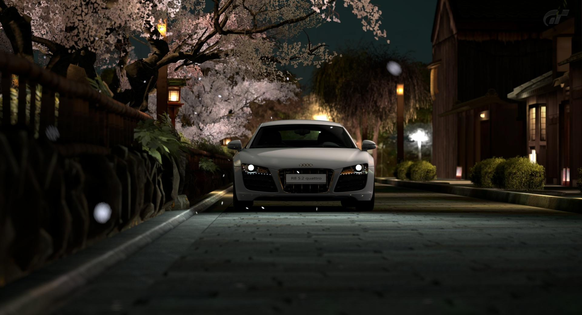 R8 In Japan GT5 wallpapers HD quality