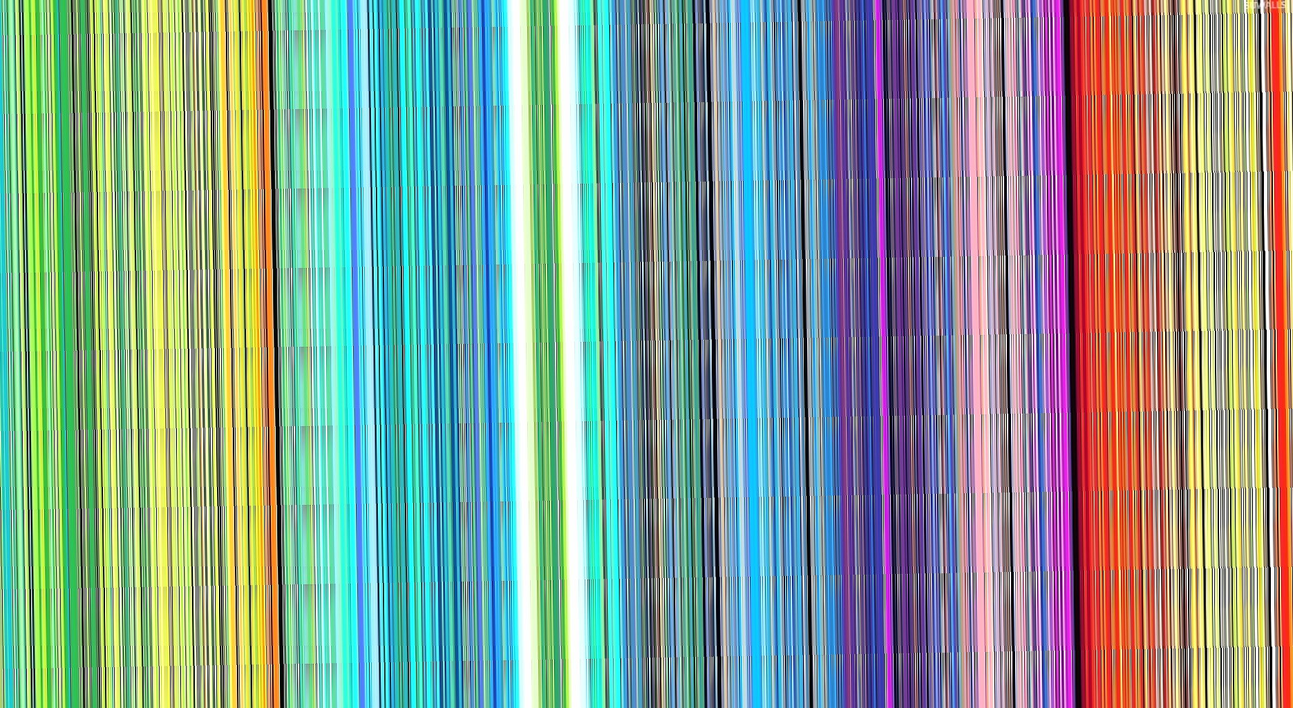 Rainbow stripes falling down wallpapers HD quality