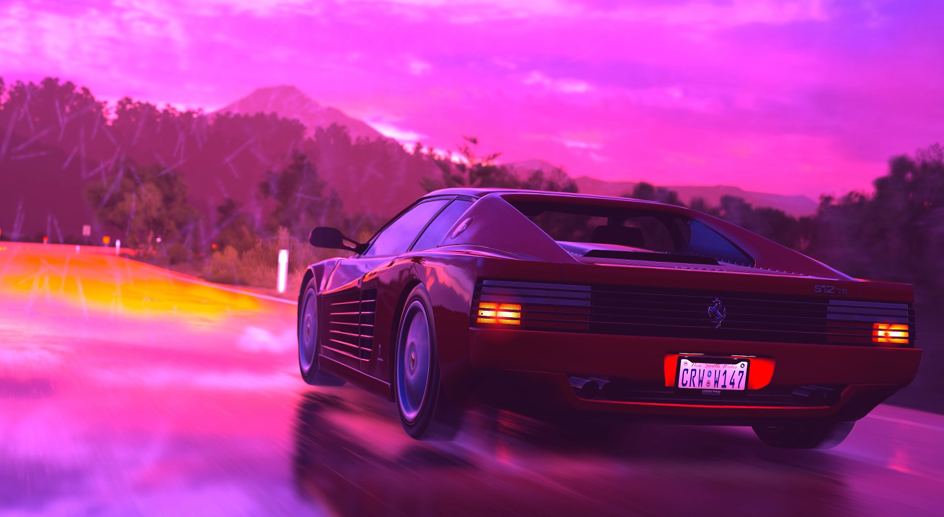 Retro Wave wallpapers HD quality