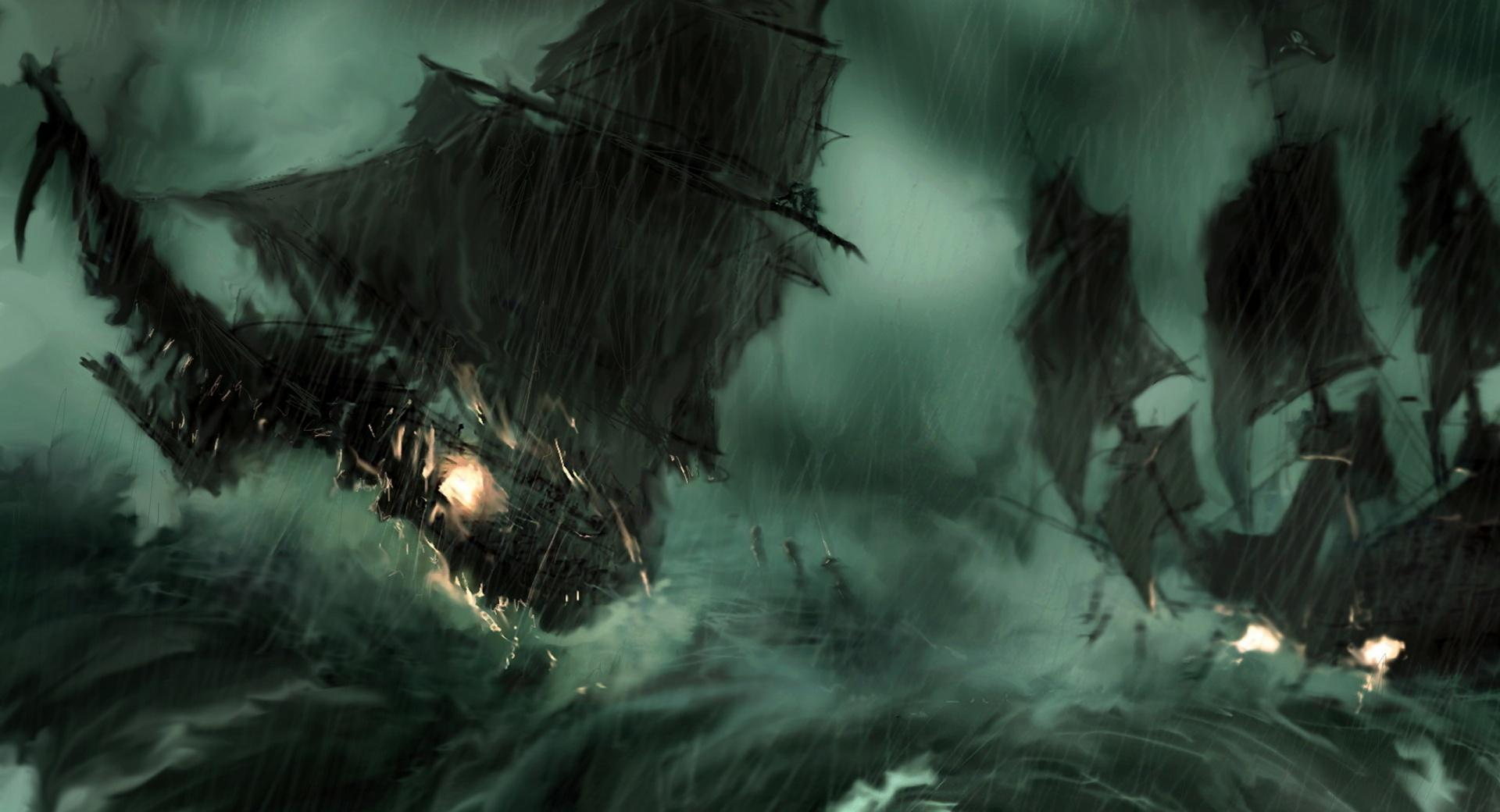 Ships On Storm wallpapers HD quality