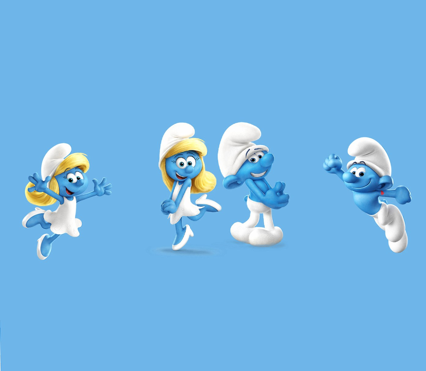 Smurfs wallpapers HD quality