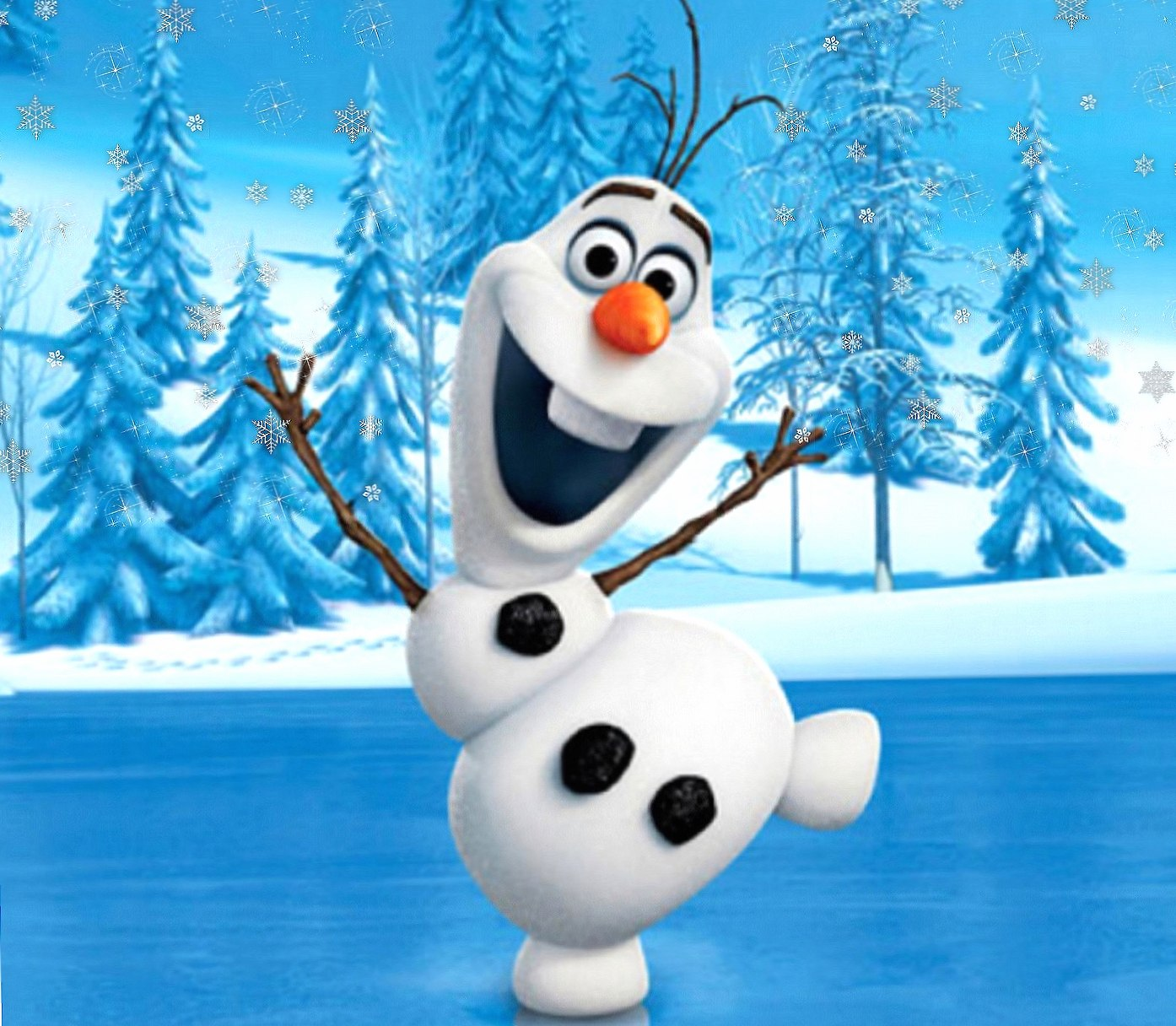 snowman olaf wallpapers HD quality