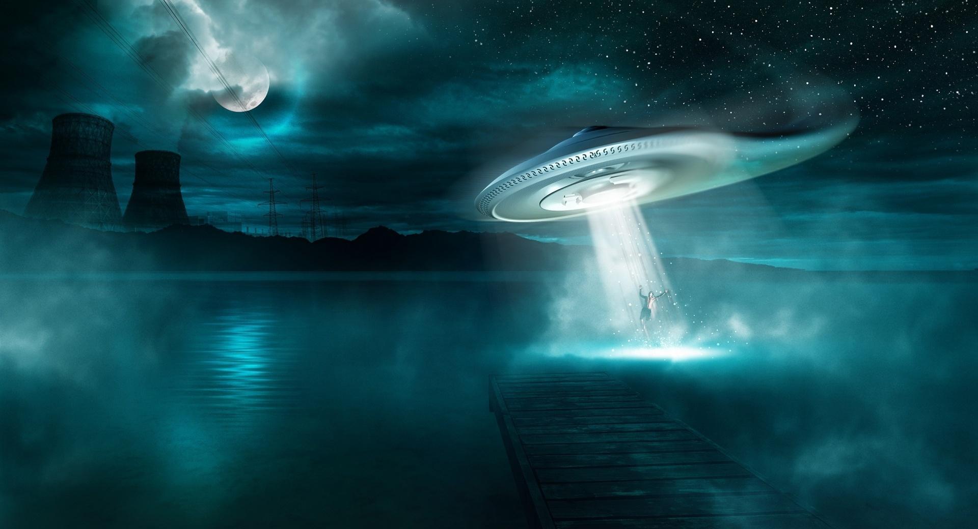 Taken By Aliens wallpapers HD quality